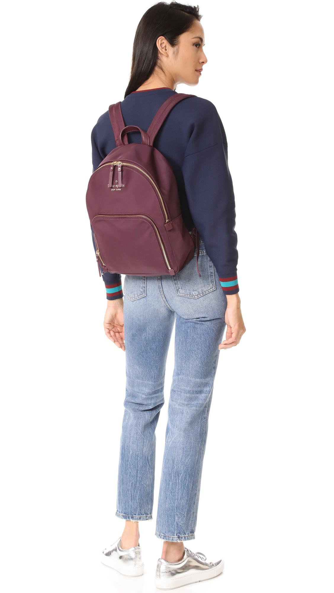 Kate Spade Synthetic Hartley Backpack