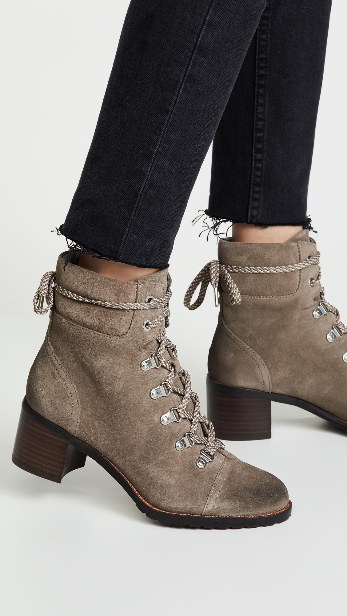ce4d5a3f31b Women's Gray Manchester Boots