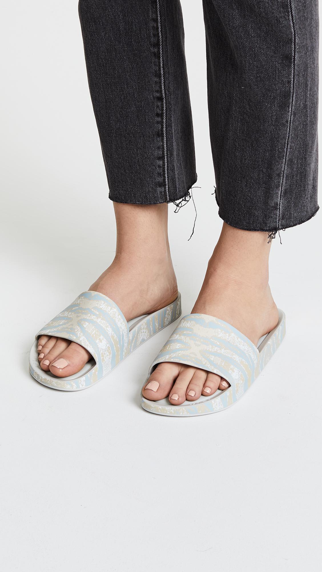Melissa Shoes x Baja East Beach Slide