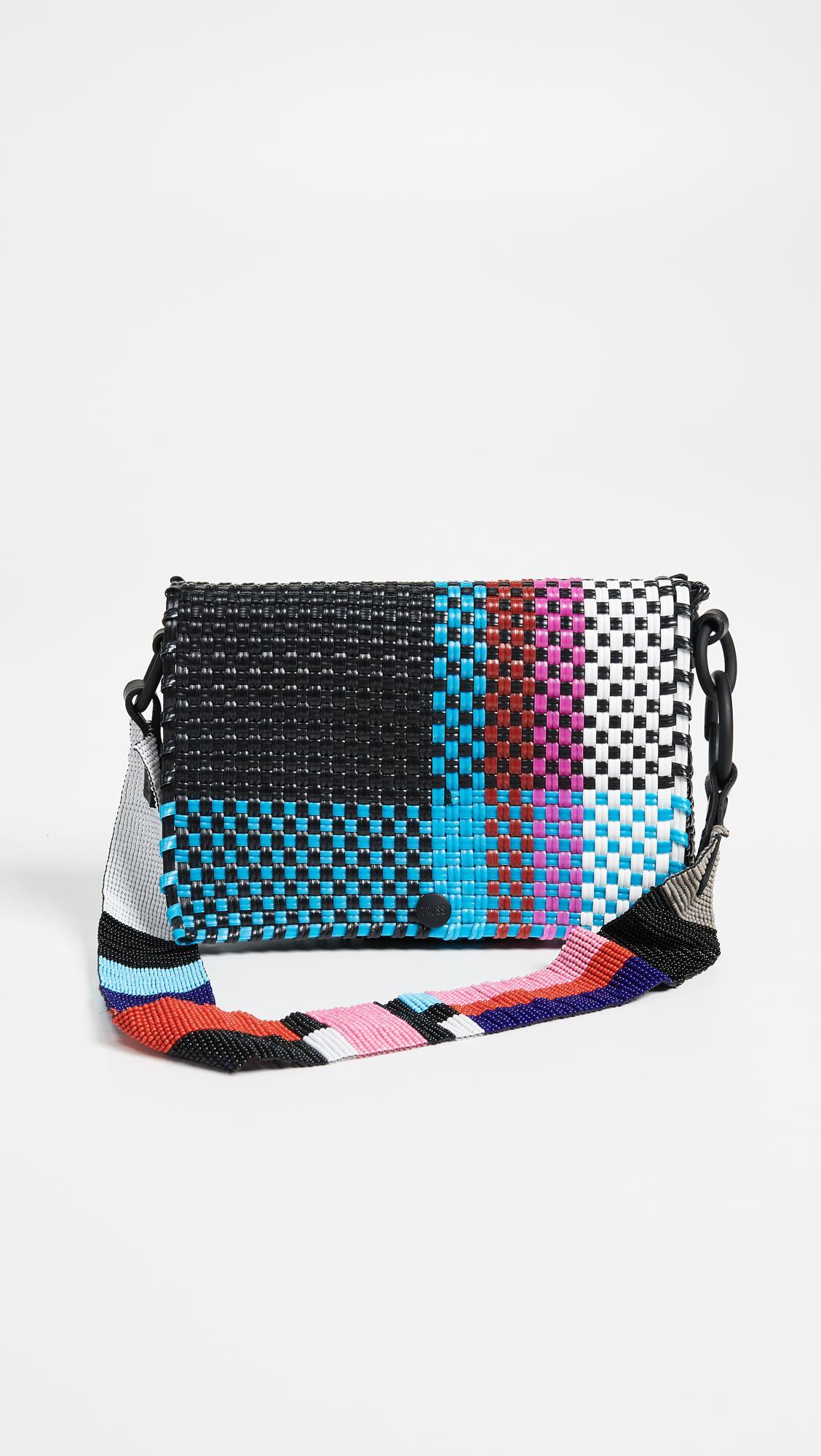 Womens Small Baguette Bag Truss 5C8ml