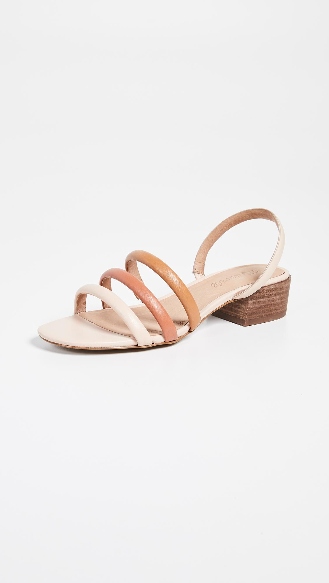 51a3326b164 Madewell. Women s The Addie Slingback Sandals