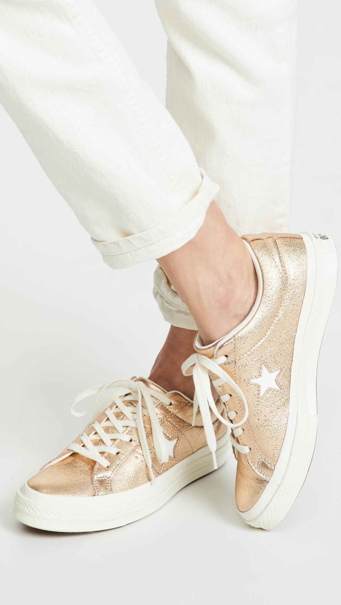 Converse Leather One Star Ox Women's