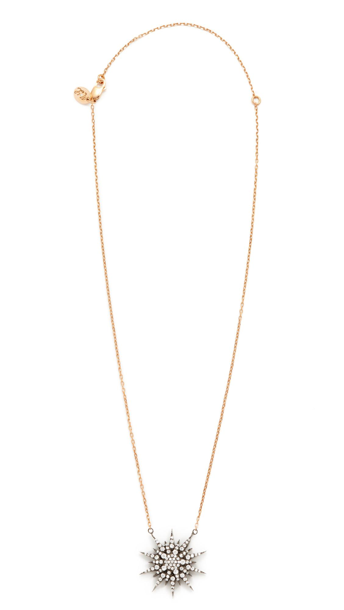 Maha Lozi Peas In A Pod necklace - Black rh6HDDUc6