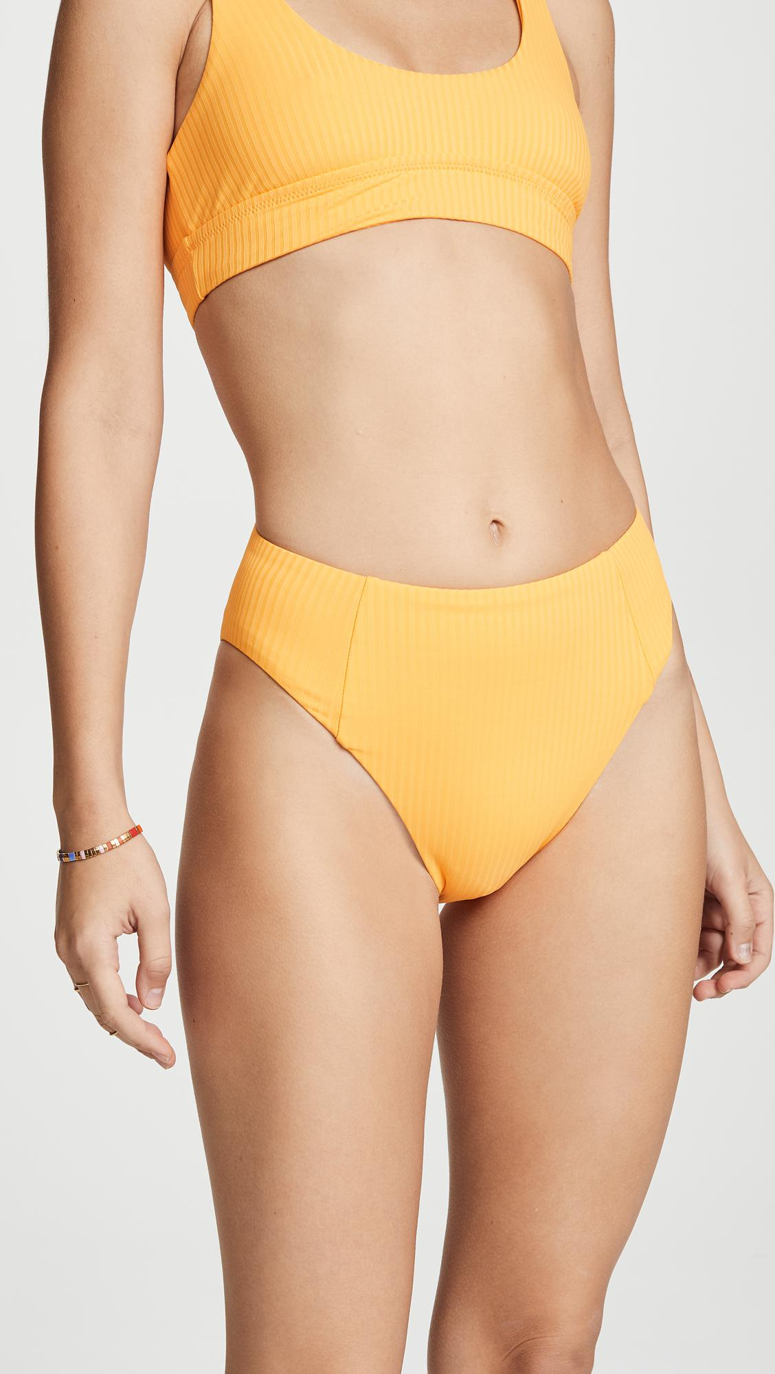 186f942d9f2 Gallery. Previously sold at: Shopbop · Women's High Waisted Bikini Bottoms  ...
