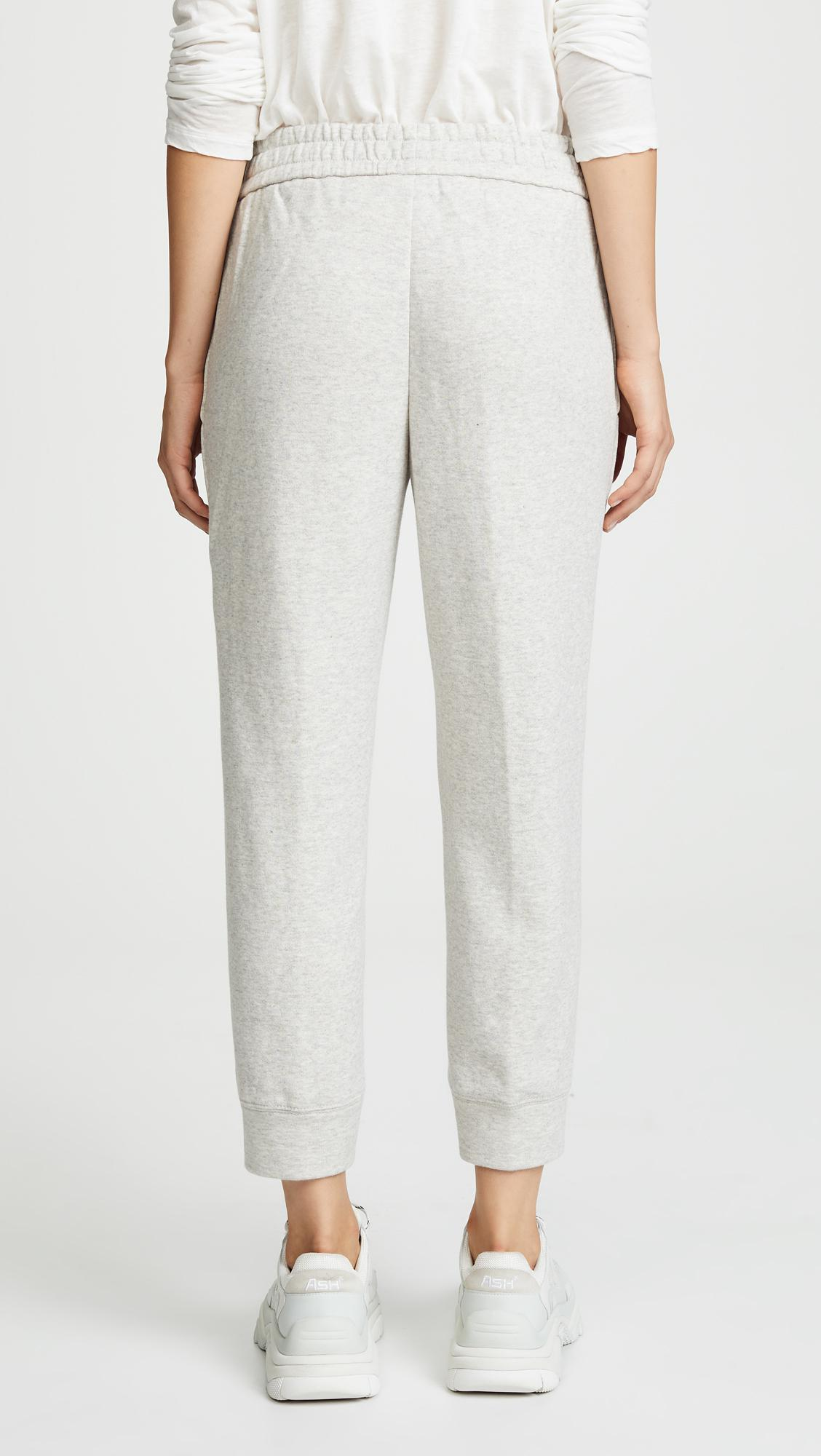 71dec98d063 Lyst - James Perse Relaxed Luxe Sweatpants in Gray