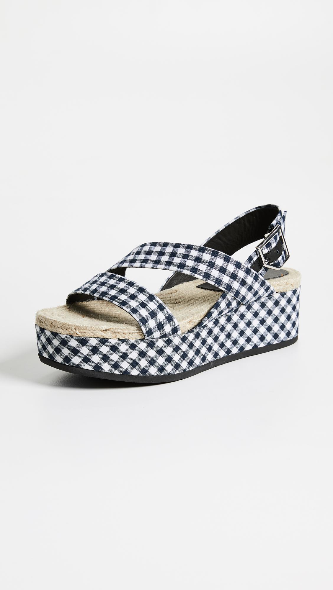 Sandales Plate-forme Megan Vichy Rag & Bone 3xwXrQdgQJ