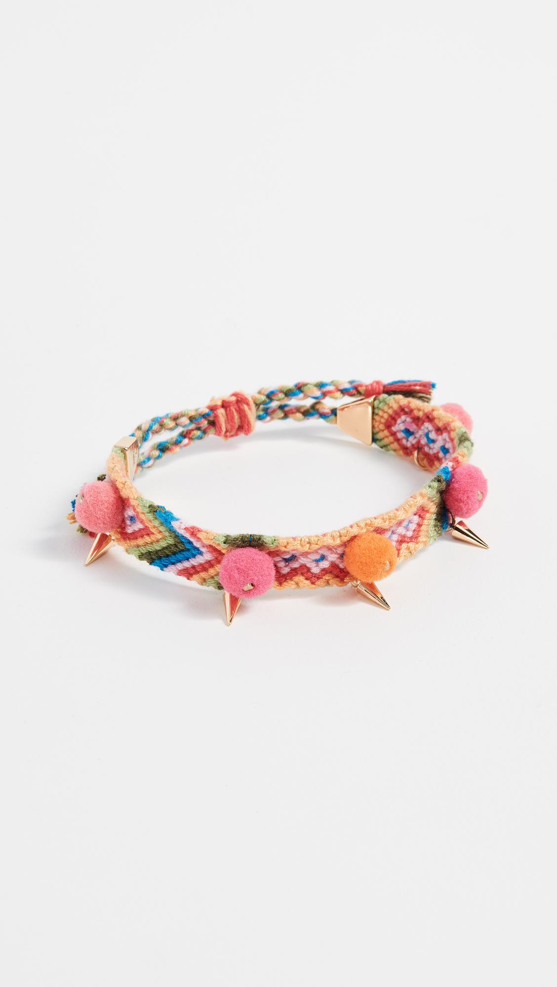Rebecca Minkoff Cha Cha Friendship Bracelet pFAT4Vxusw