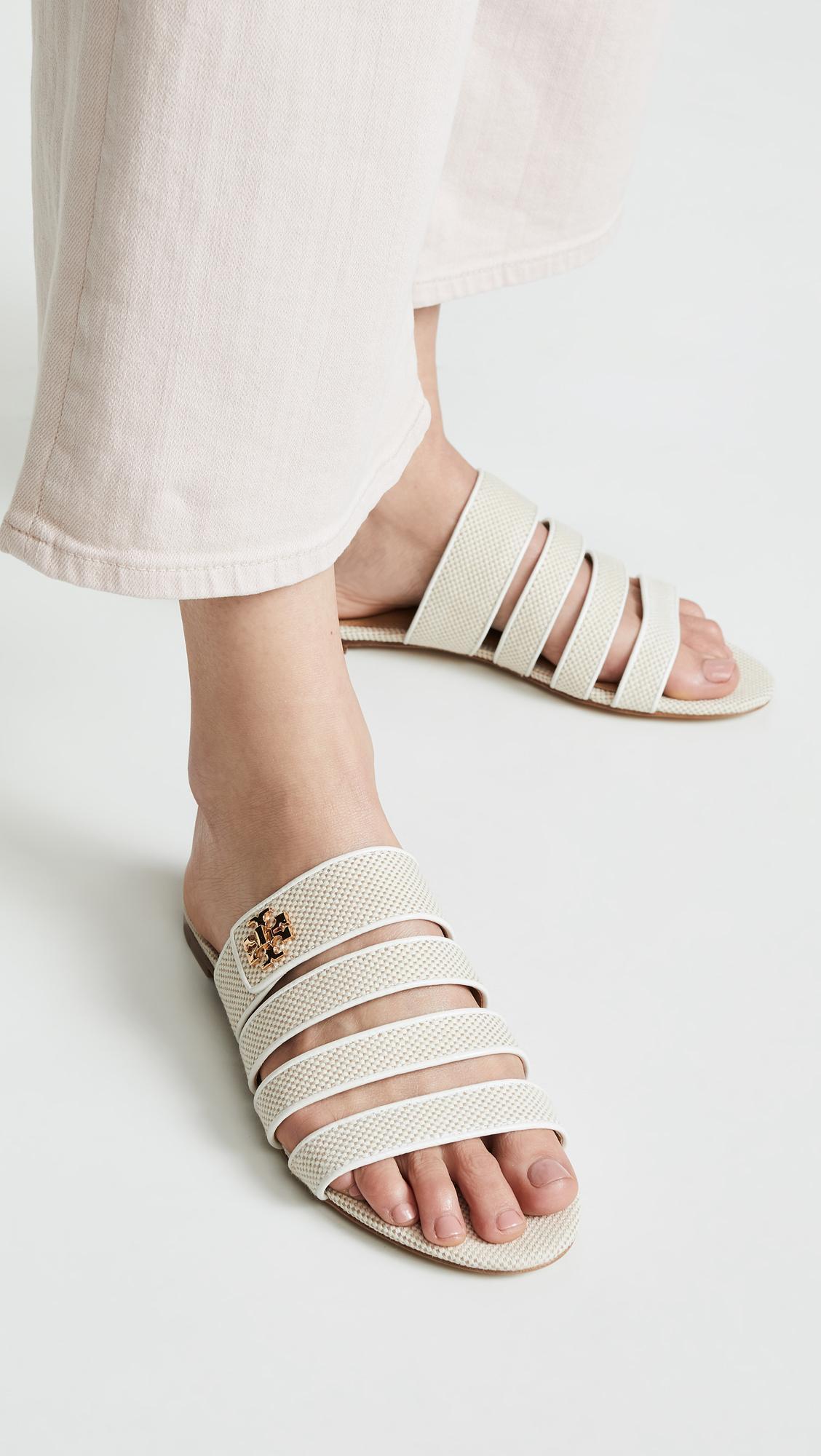 6065cd7d4c60 Tory Burch - Multicolor Kira Multiband Sandals - Lyst. View fullscreen
