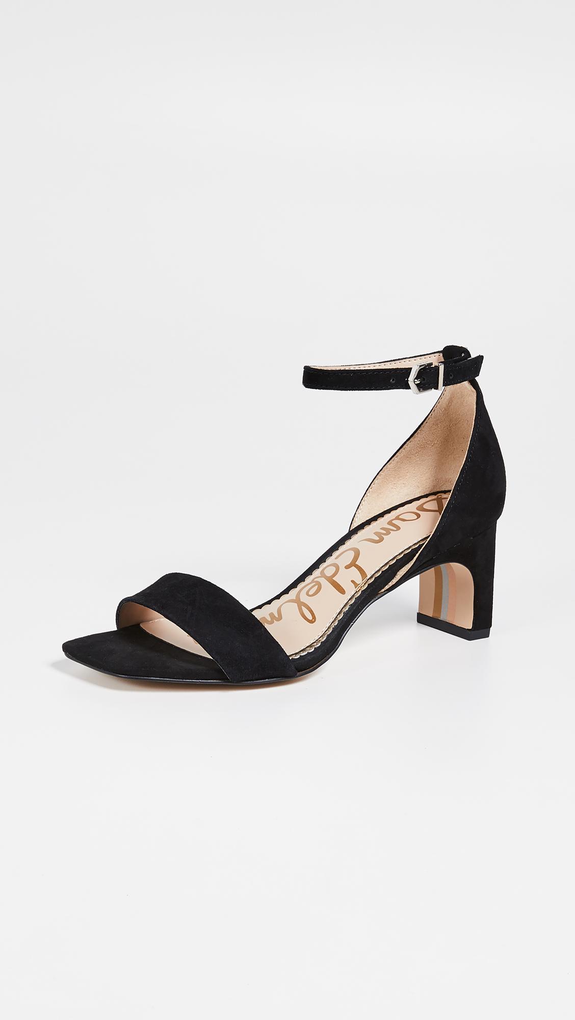 4f2859ba4ecf7f Lyst - Sam Edelman Holmes Sandals in Black