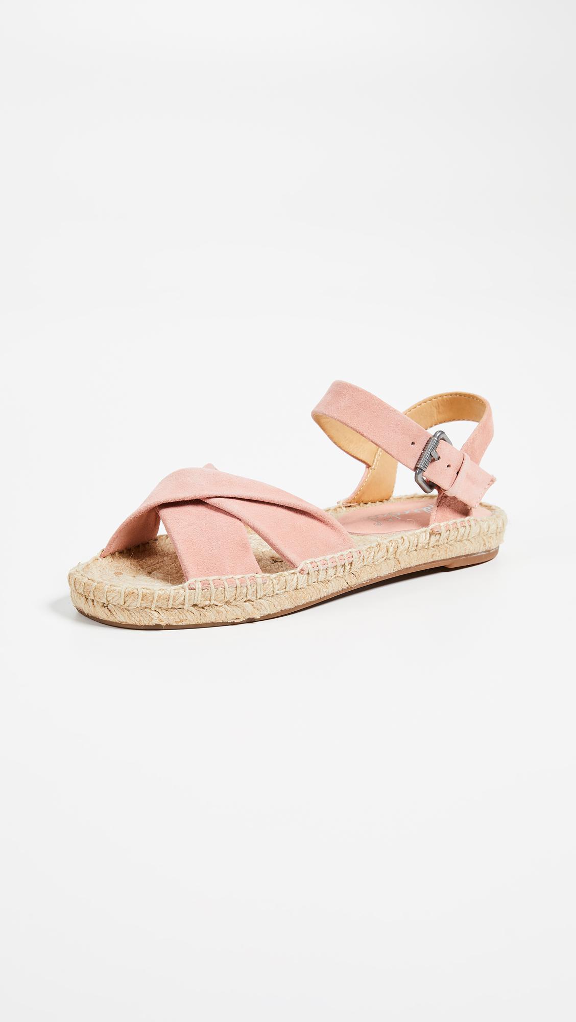 b716ef36786 Lyst - Splendid Fae Espadrille Sandals in Pink