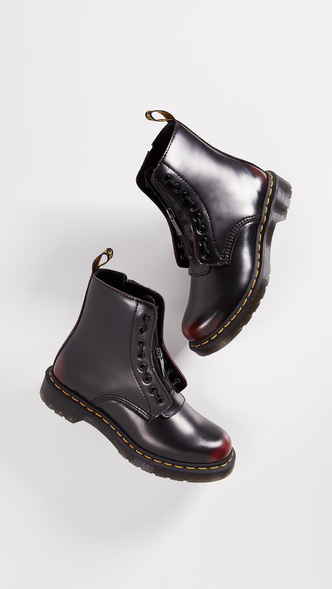 Dr. Martens Leather 1460 Pascal Front