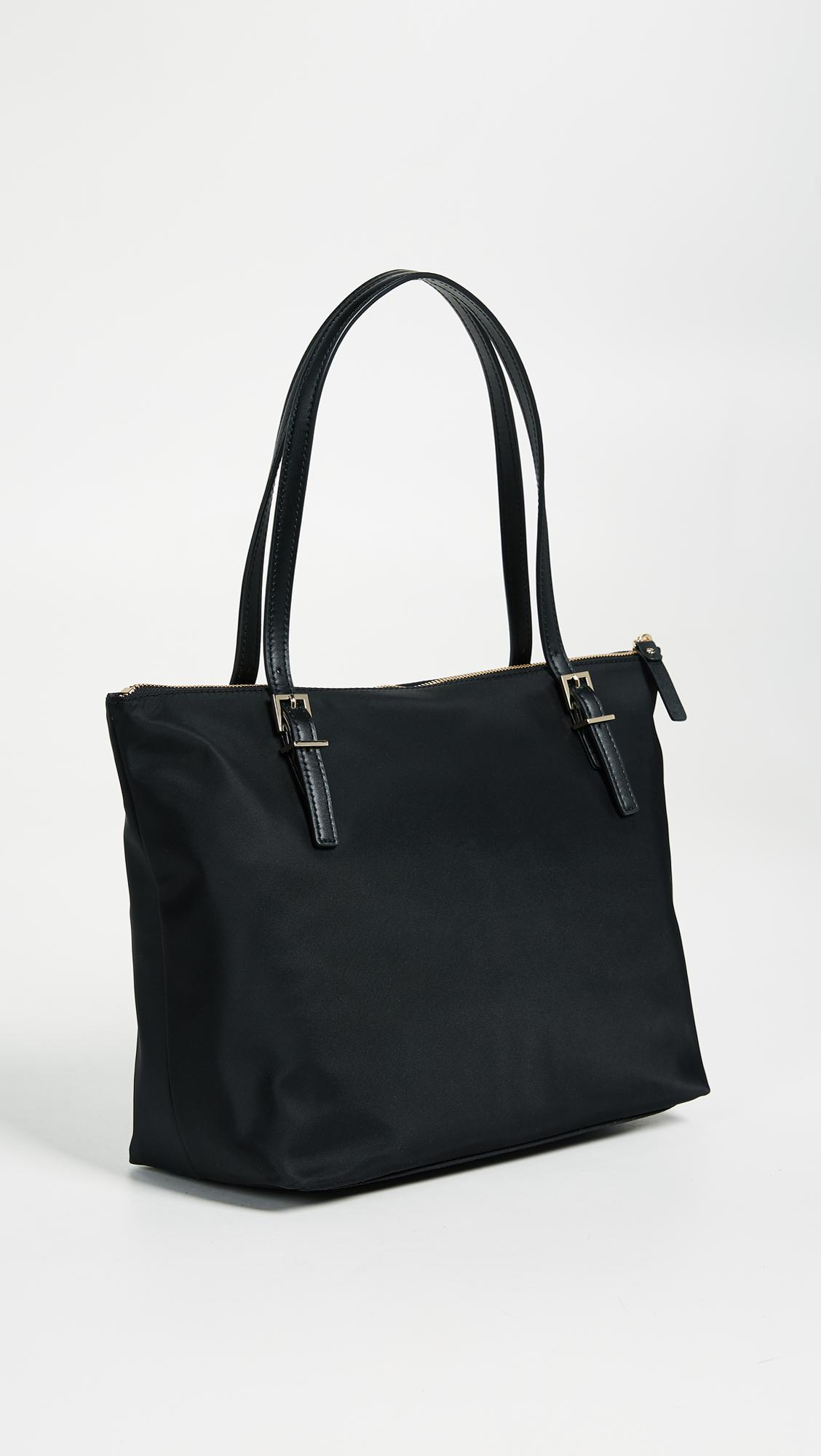 Kate Spade Synthetic Small Maya Tote in Black