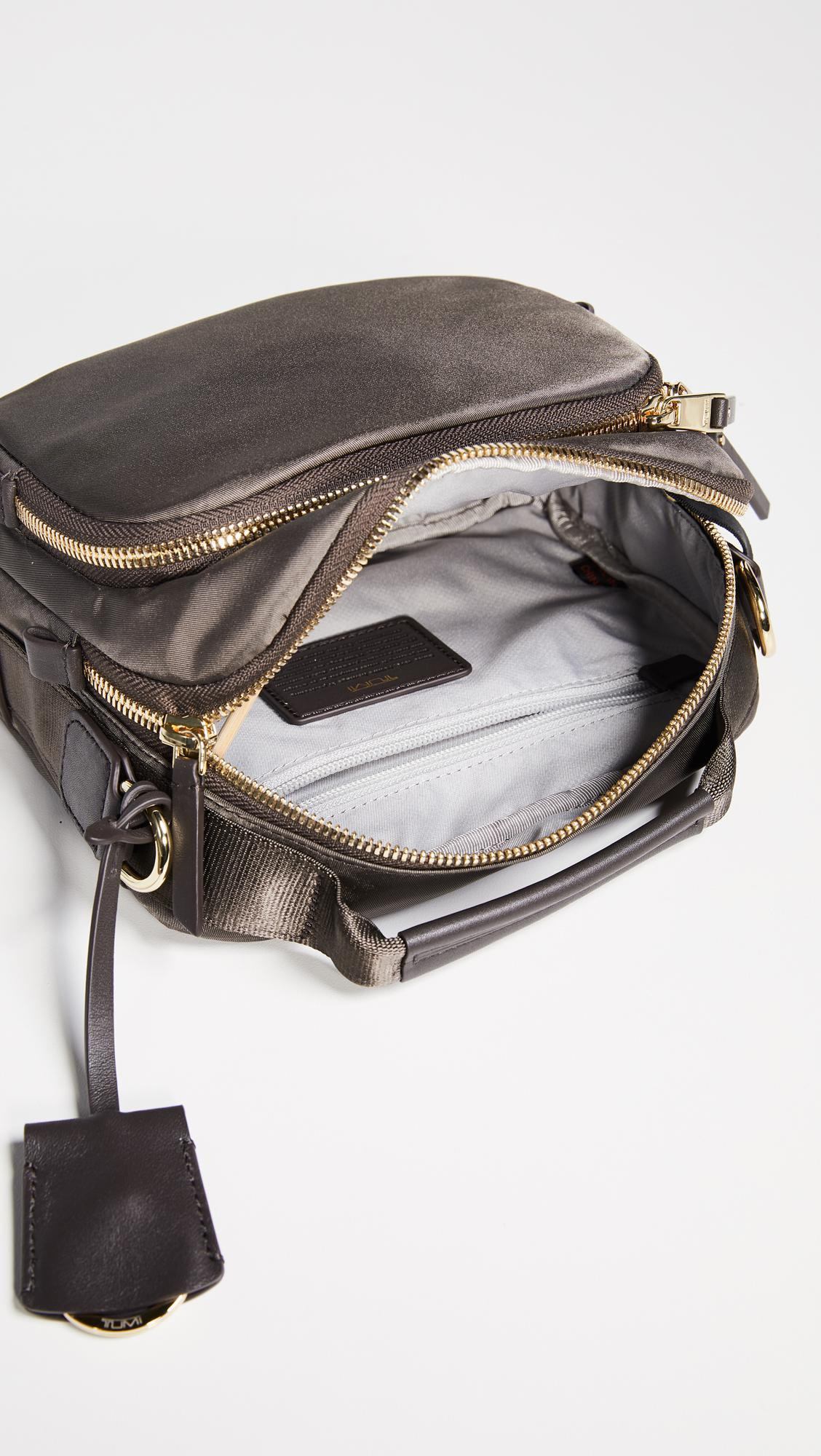 Tumi Synthetic Troy Cross Body Bag