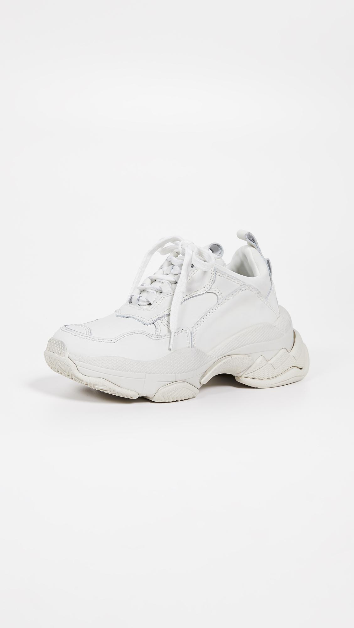 Jeffrey Campbell Lo-fi Sneakers in White