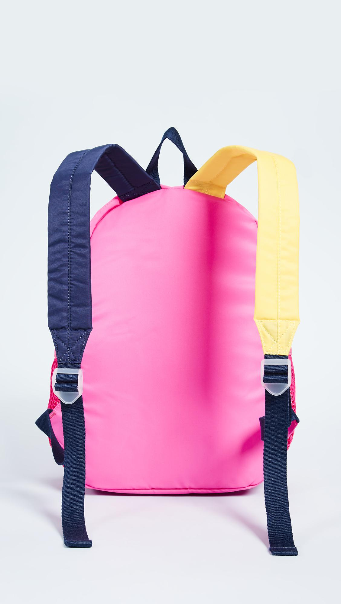 State Lawrence Backpack in Pink