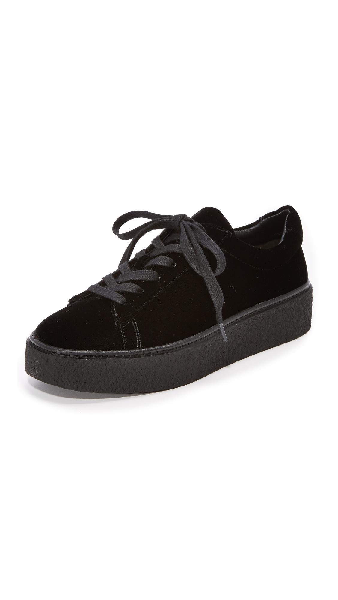 a0b05ce1a082 Lyst - Vince Neela Platform Sneakers in Black