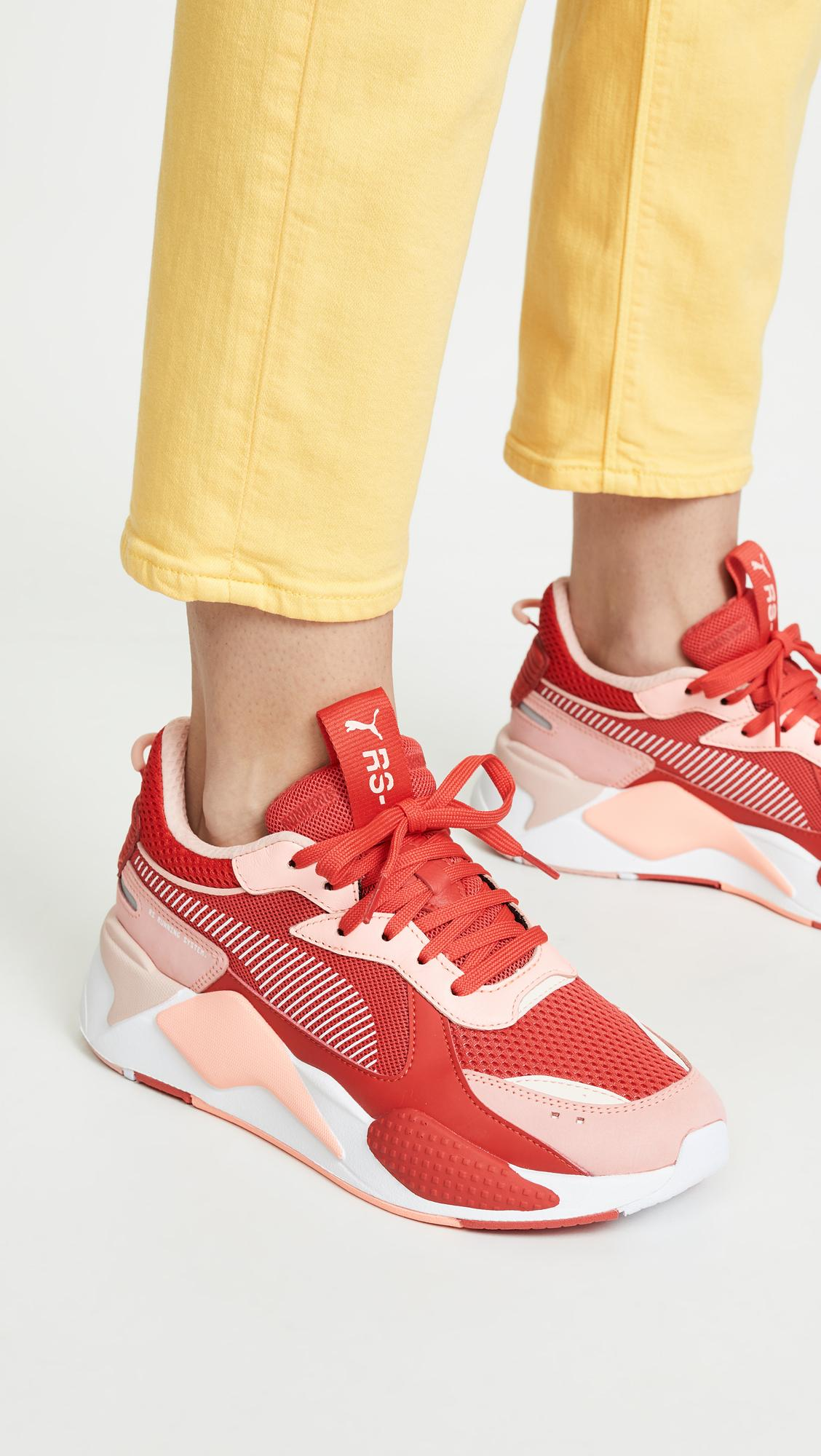 4ca380fe PUMA Red Rs-x Toys Sneakers