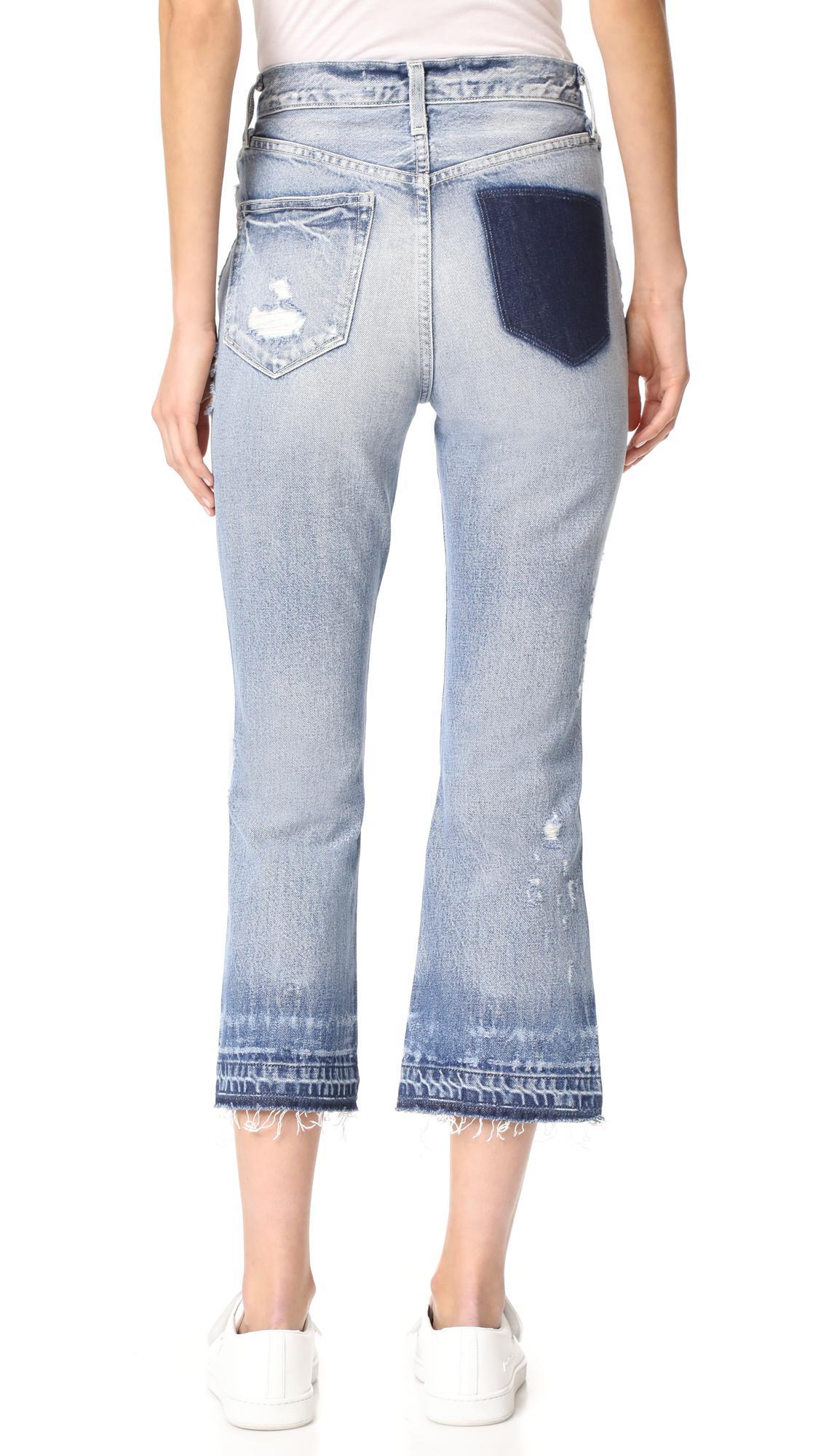 Ayr Denim The Styx Jeans in Blue