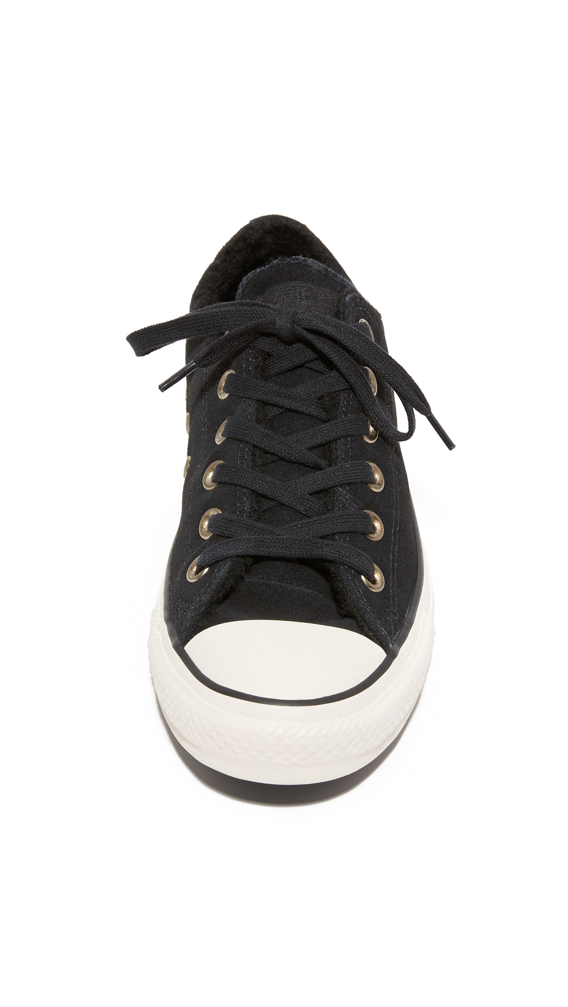 Converse Canvas Chuck Taylor All Star Sherpa Sneakers