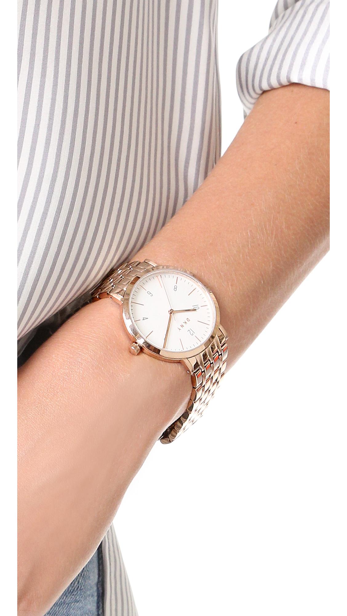 Lyst - DKNY Minetta Watch 58466de0cfa