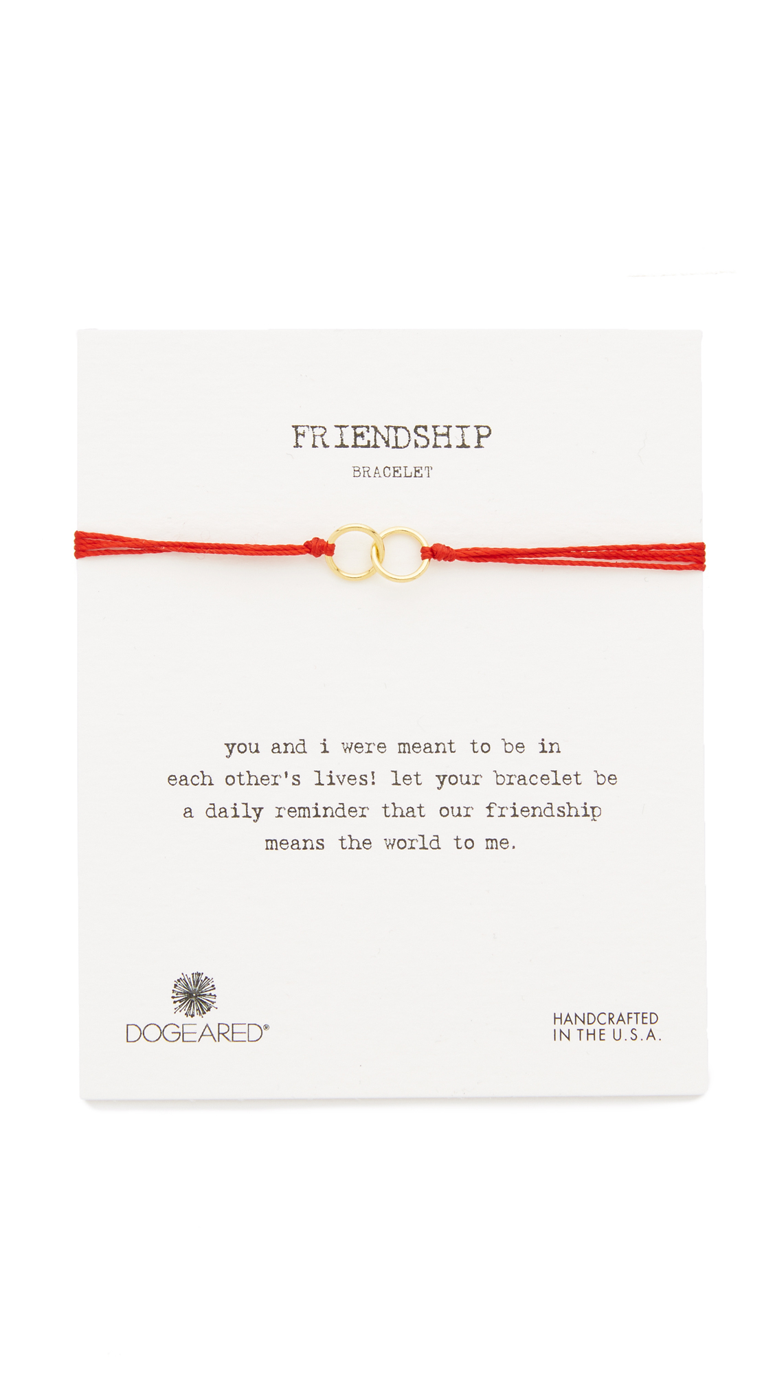 Lord Of The Rings Friendship Bracelet