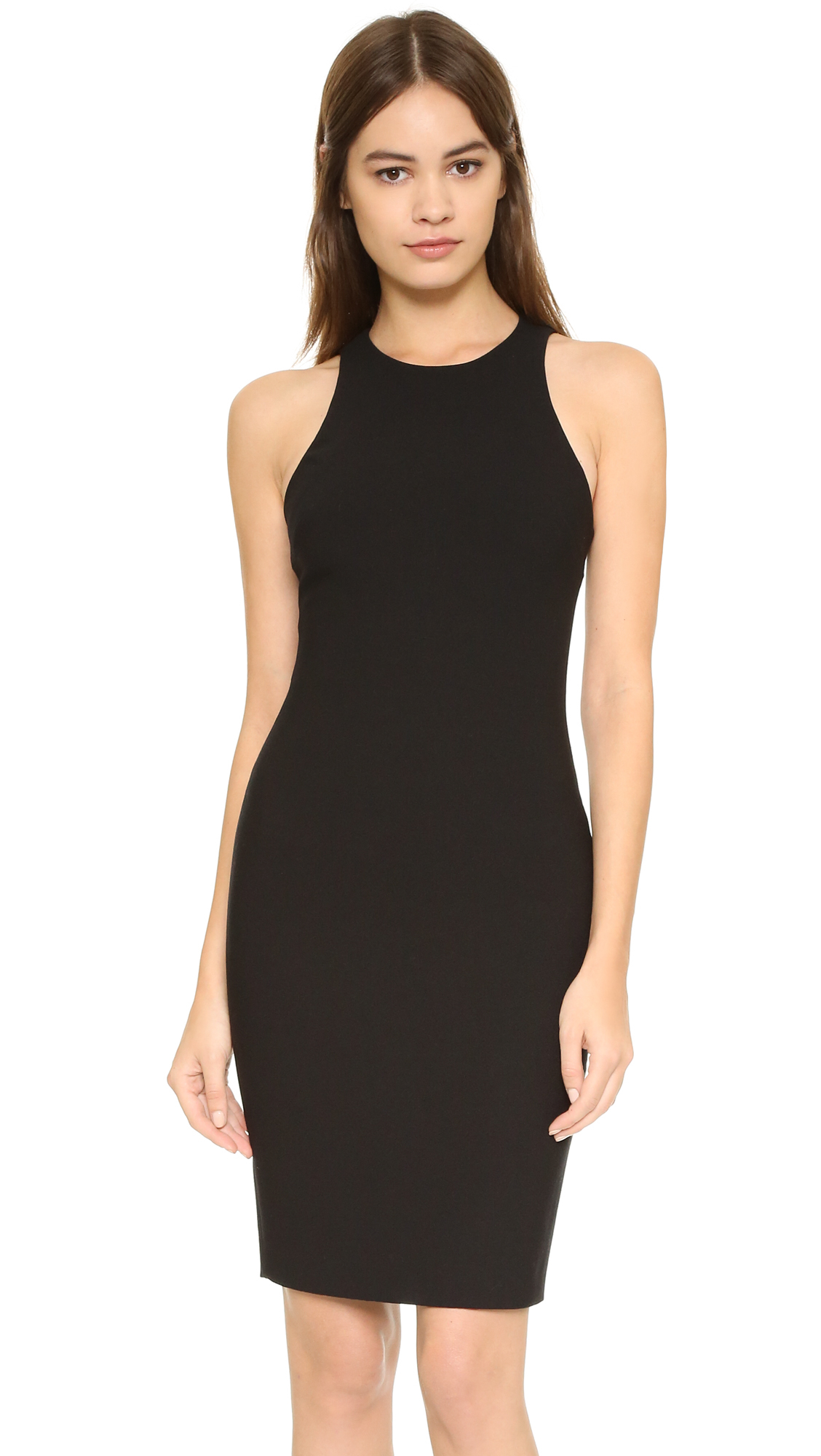 Elizabeth And James Kenna Dress In Black Lyst