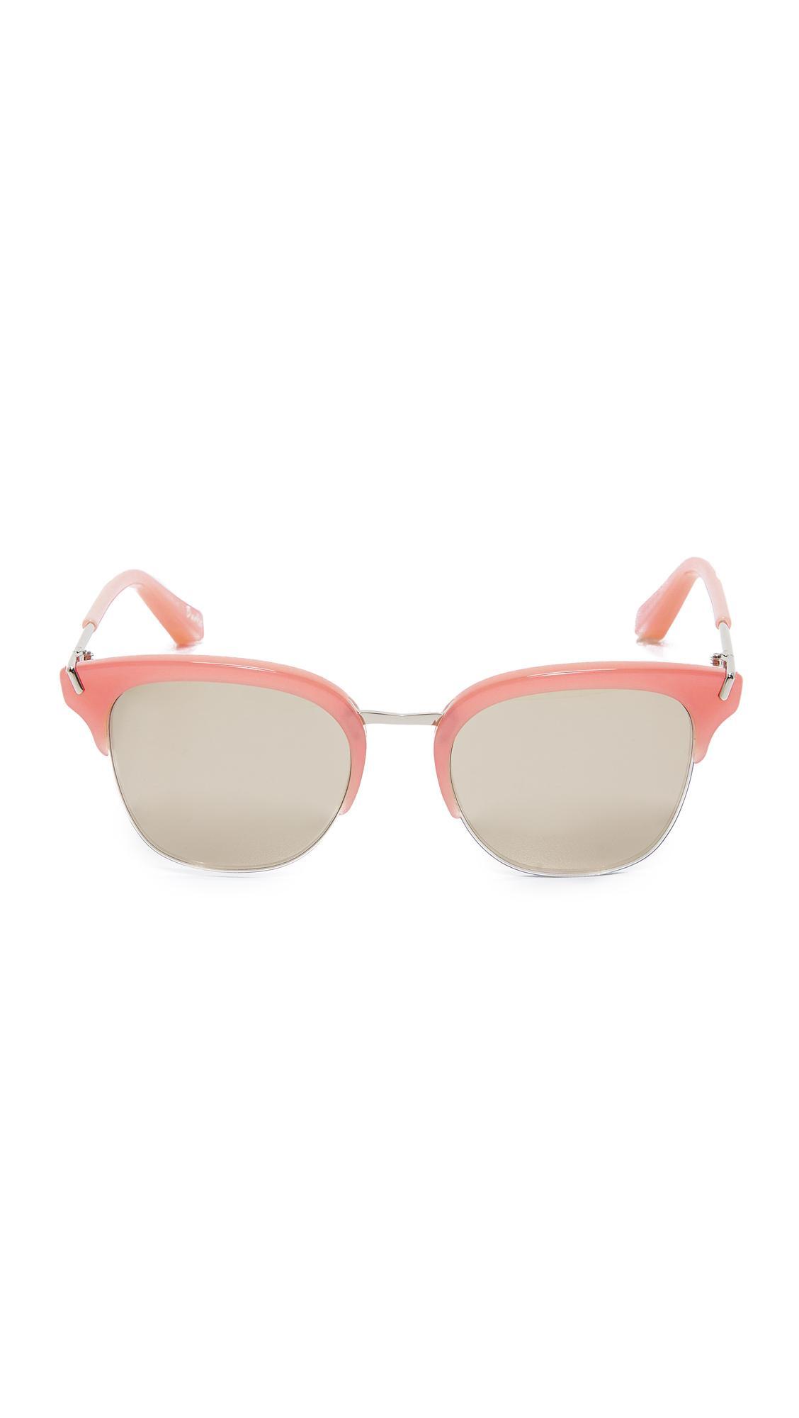 Jim Burke Ford >> Elizabeth And James Burke Flash Sunglasses - Lyst