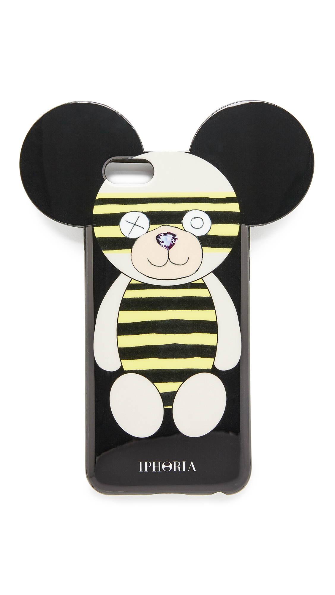 iphoria teddy bee iphone 6 6s case lyst. Black Bedroom Furniture Sets. Home Design Ideas