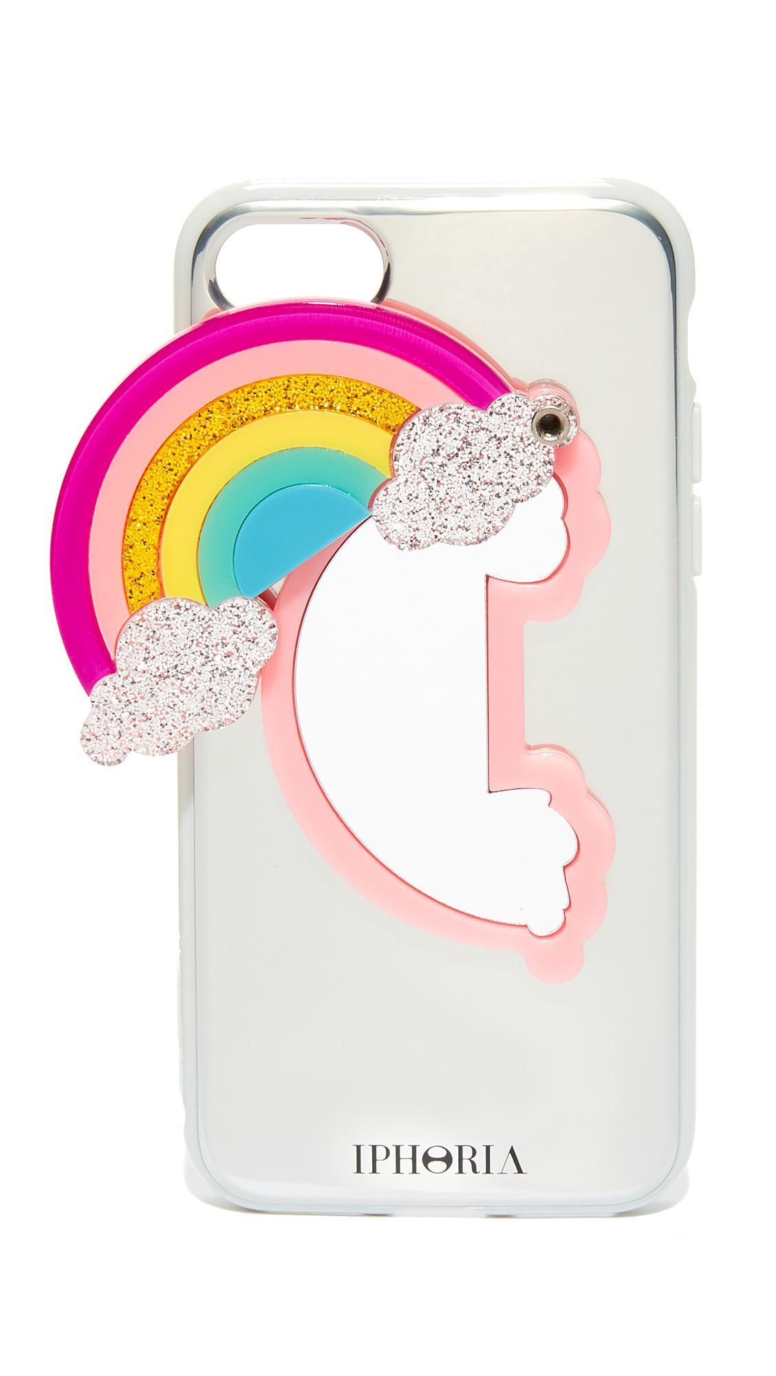 lyst iphoria rainbow iphone 7 case. Black Bedroom Furniture Sets. Home Design Ideas