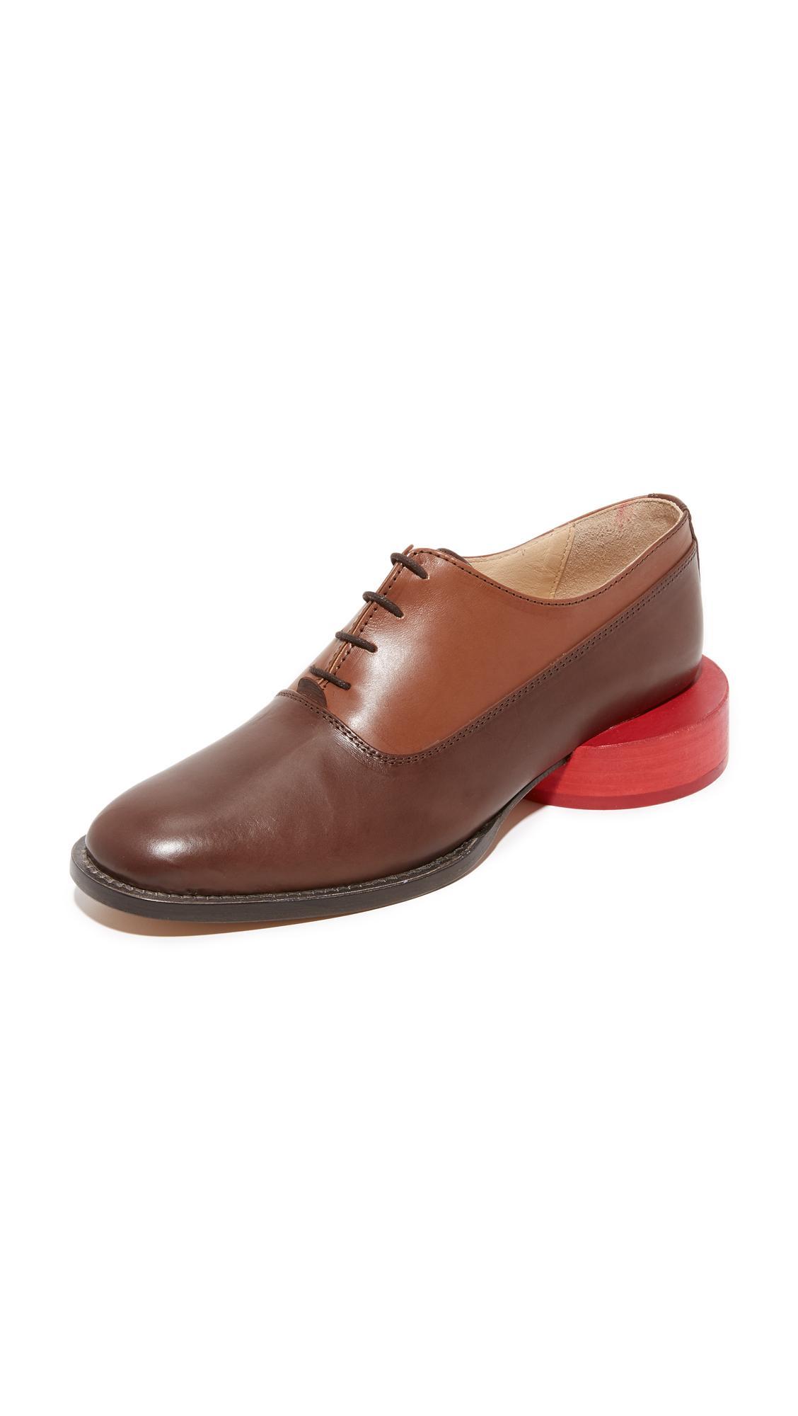 Clown Flats Shoes Women