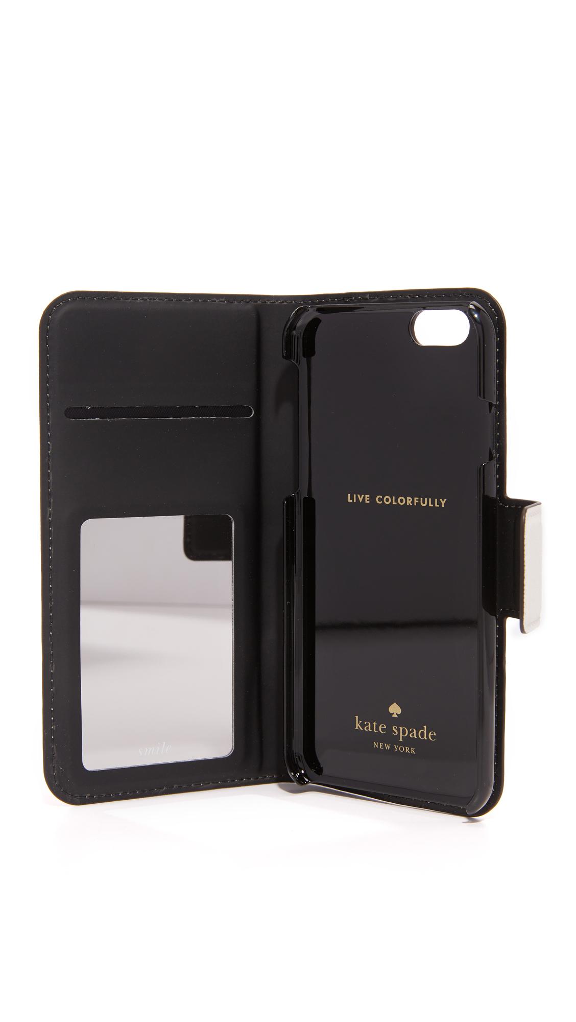 Iphone  Folio Case Kate Spade