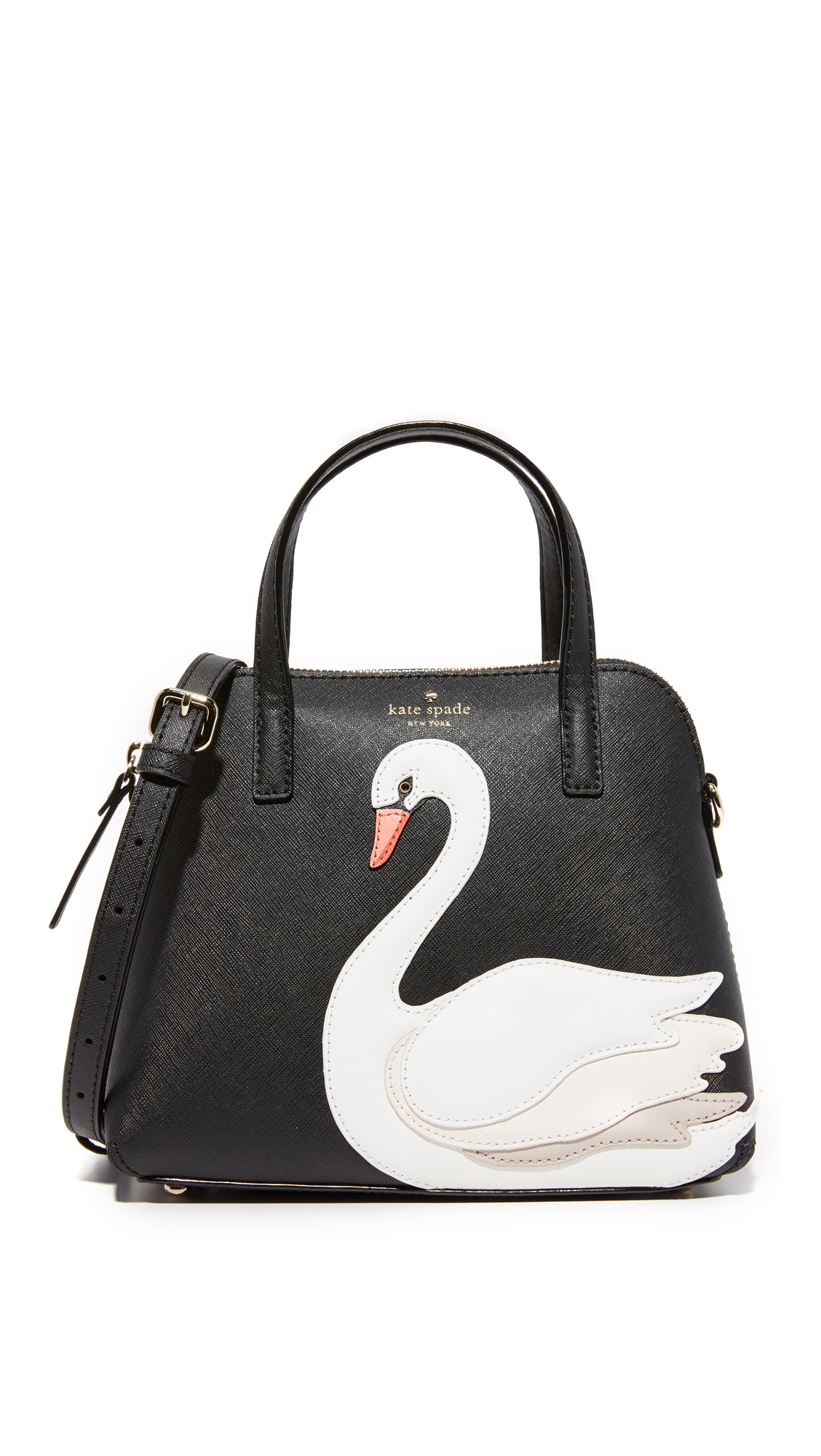 Kate Spade Leather Small Maise Shoulder Bag Lyst