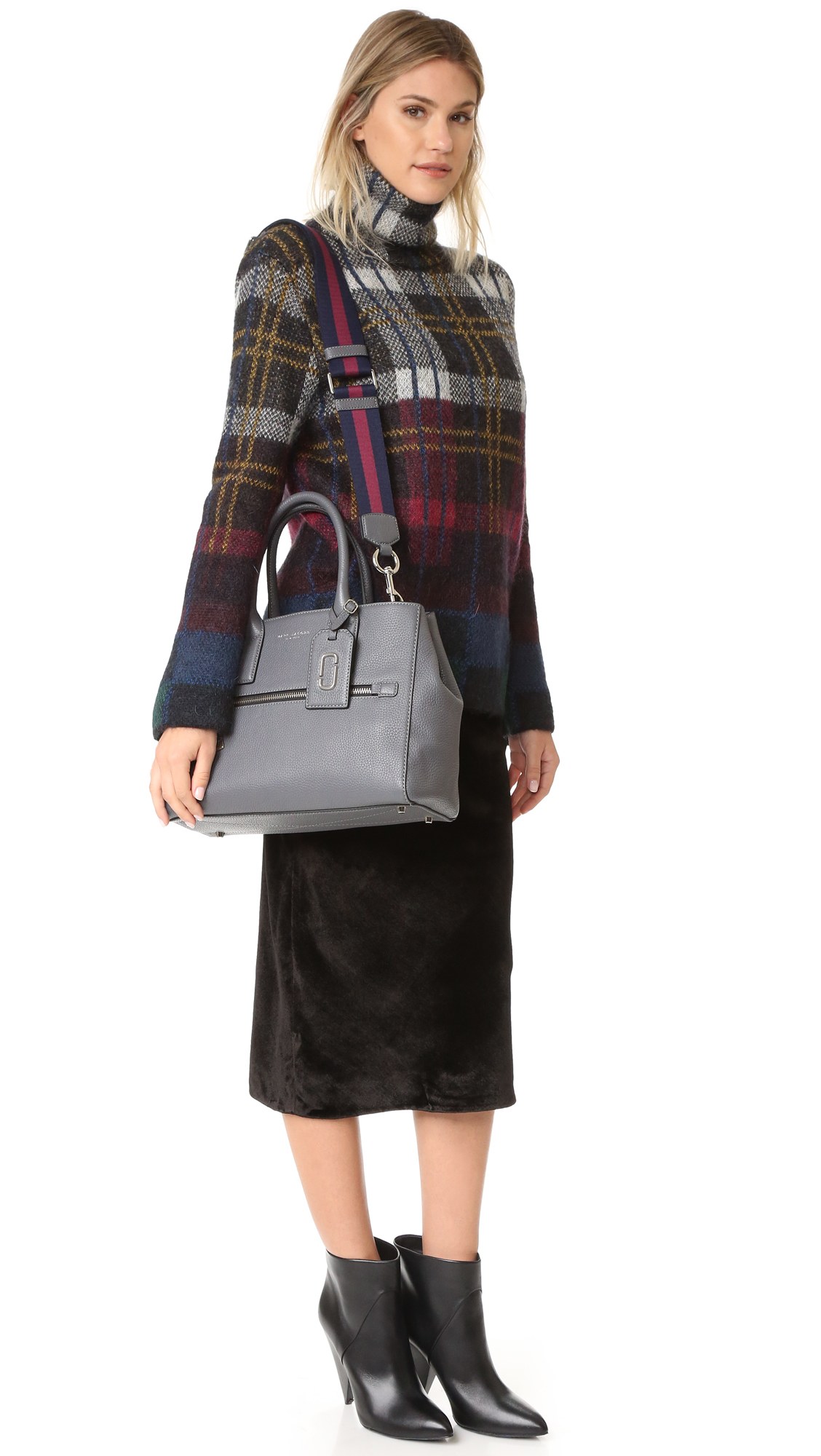 Marc Jacobs Leather Gotham Tote