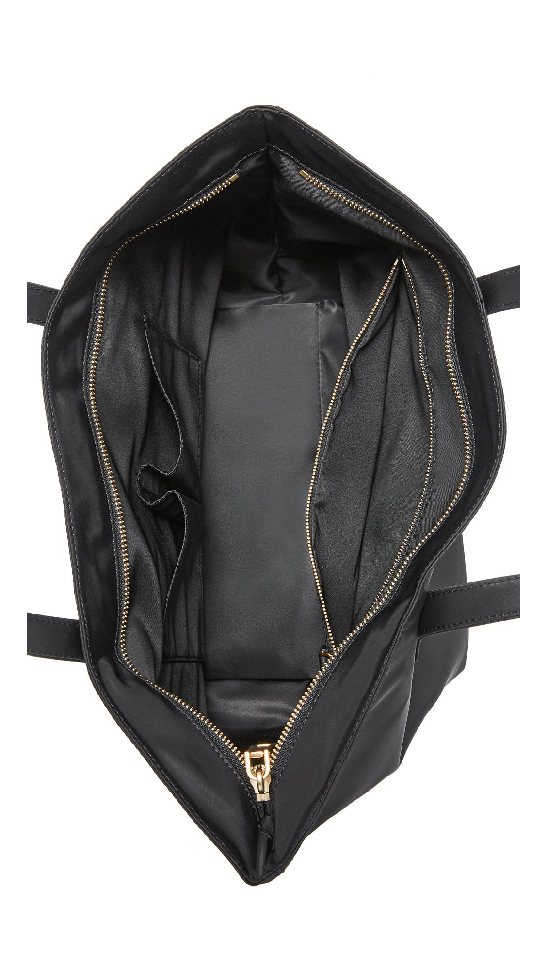 Marc Jacobs Synthetic Nylon Wingman Tote in Black