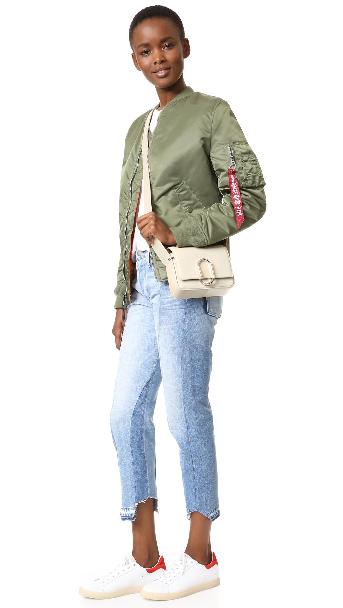 3.1 Phillip Lim Leather Alix Mini Cross Body Bag