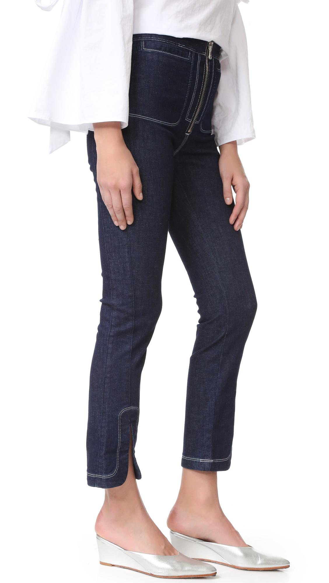 Rachel Comey Denim Maga Jeans in Dark Indigo (Blue)