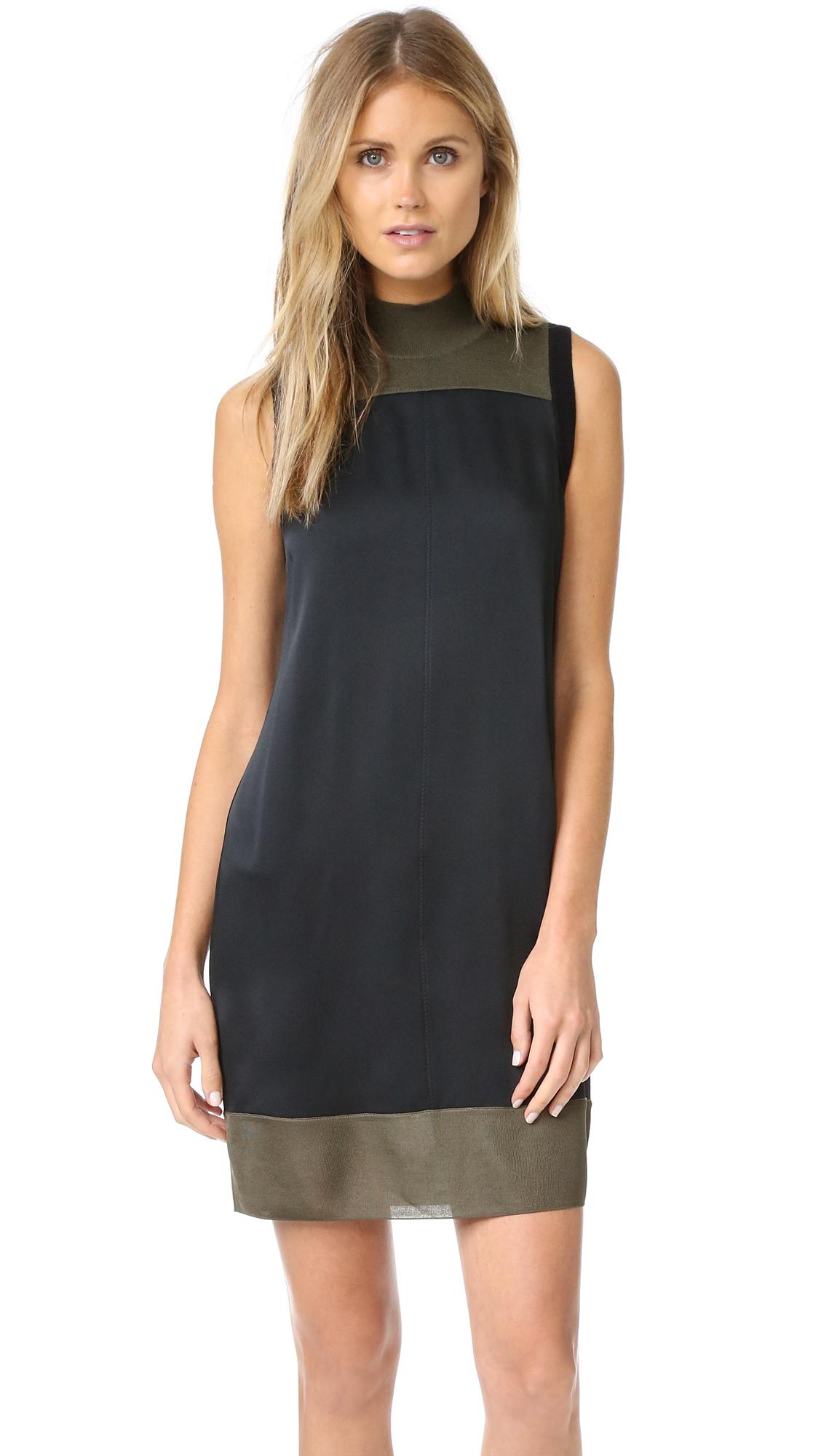 Lyst Rag Amp Bone Vivienne Dress In Black