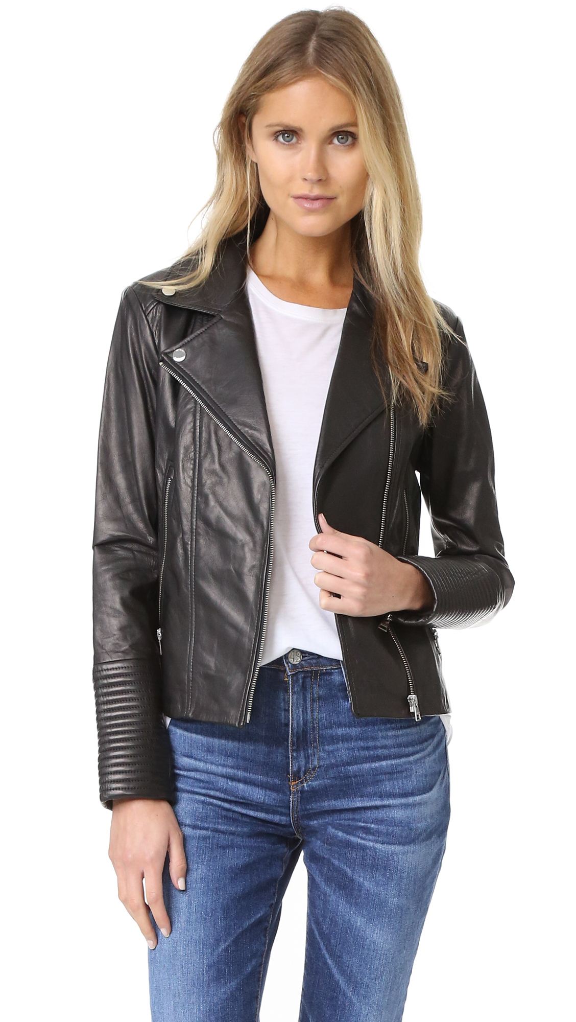 Soia & kyo leather jacket
