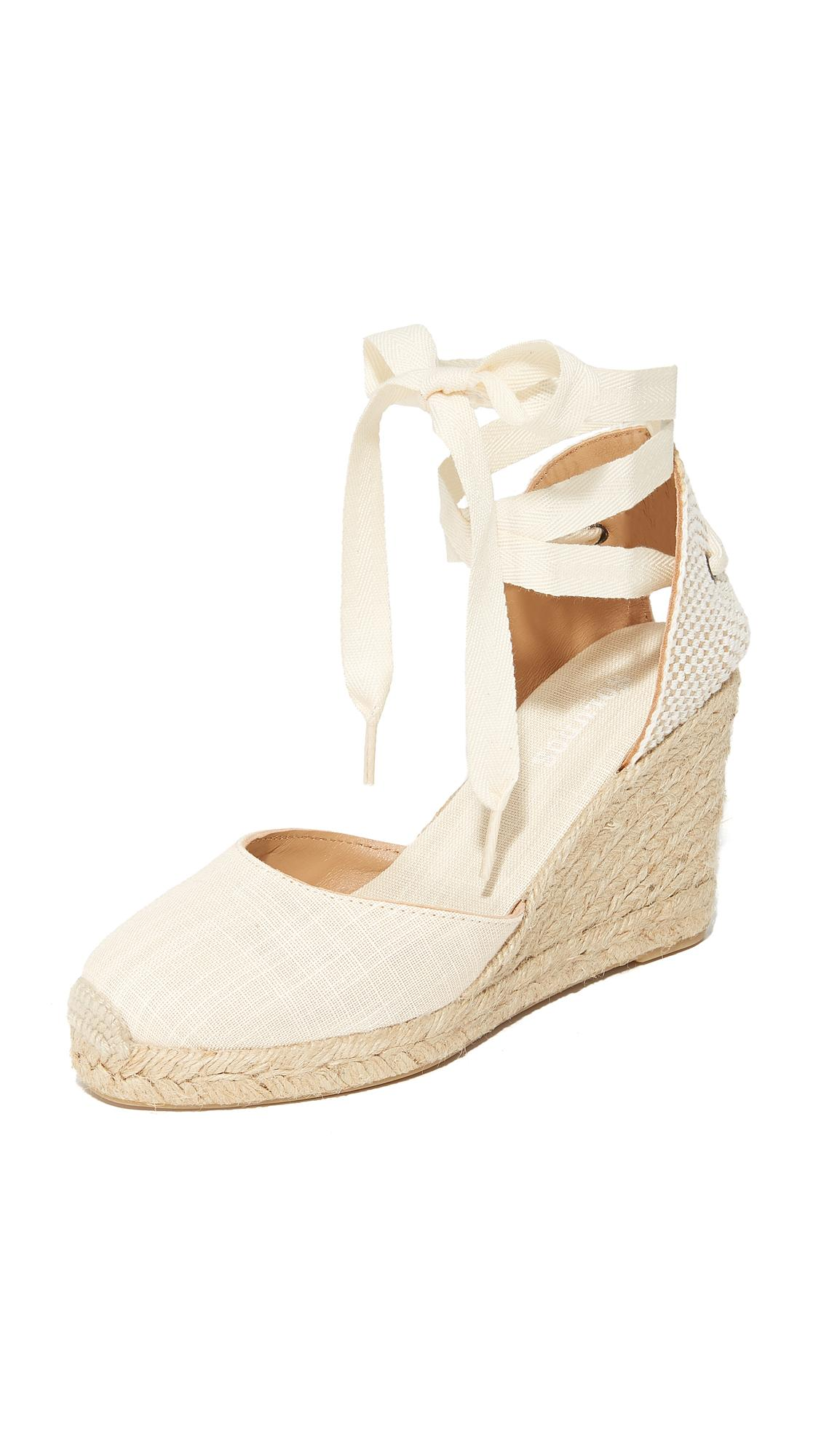 Lyst Soludos Tall Wedge Espadrilles