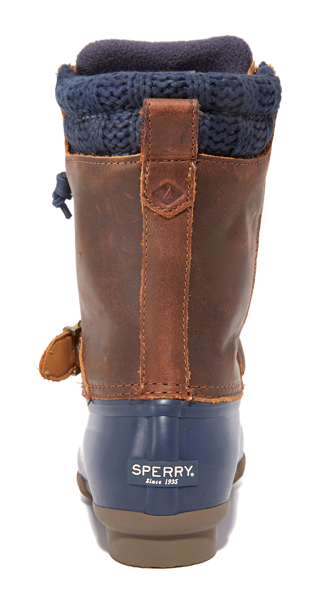 Sperry Top-Sider Rubber Saltwater Misty Boots