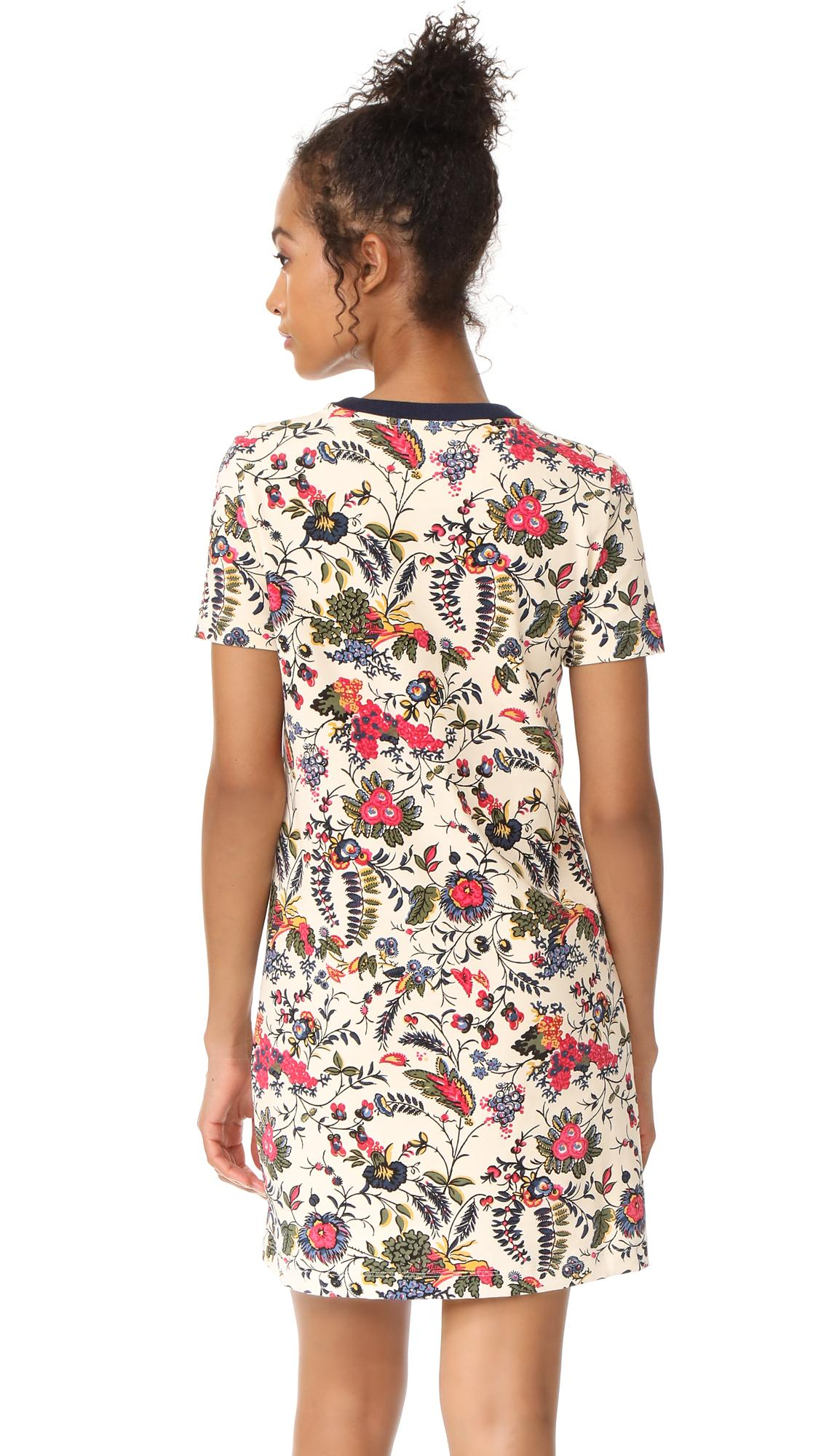 lyst tory burch michaela dress