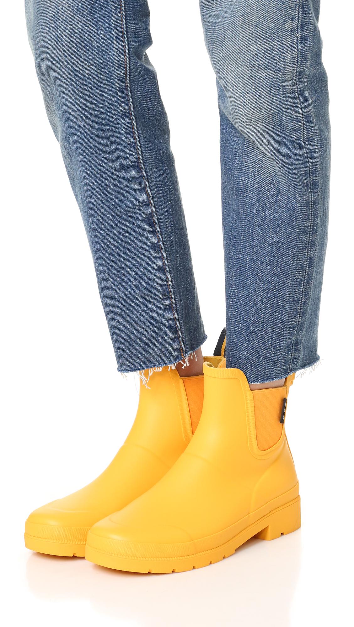 Tretorn Rubber Lina Short Rain Booties