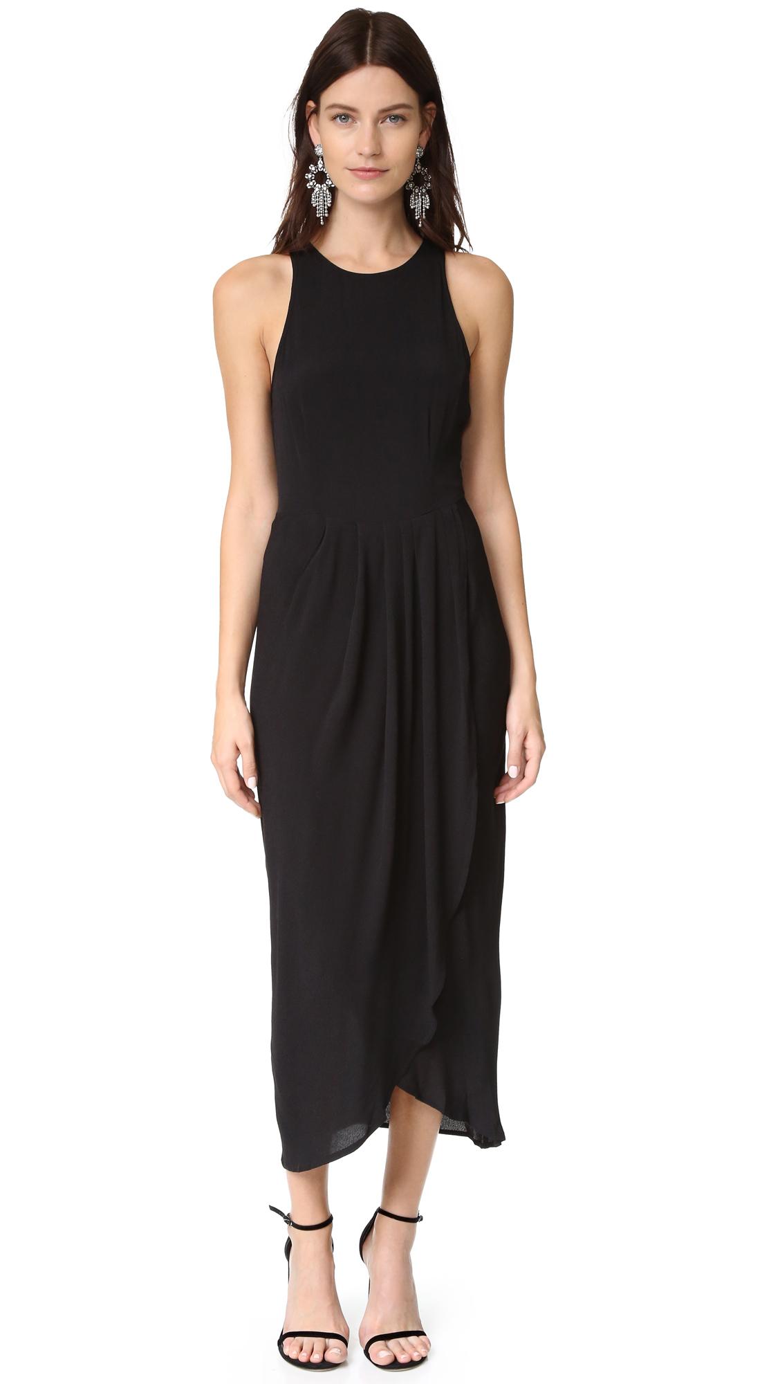 Yumi kim So Social Dress in Black