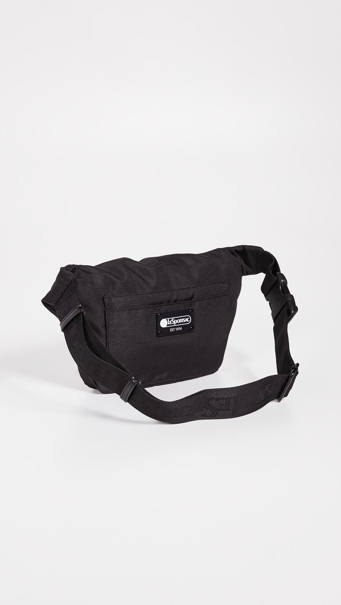 Lesportsac Black Montana Belt Bag Lyst View Fullscreen