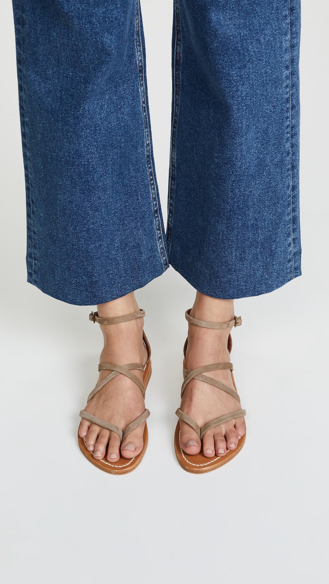 d8bc15b26e09 K. Jacques - Multicolor Epicure Sandals - Lyst. View fullscreen
