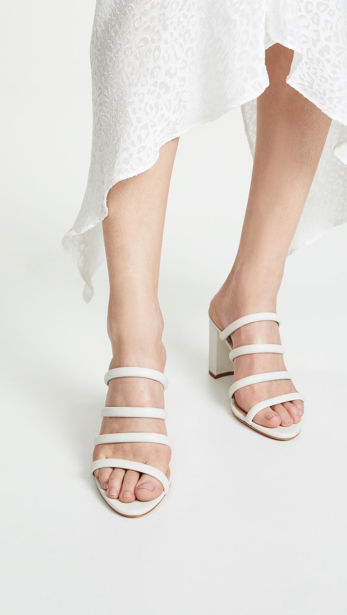 808736de1d44 Schutz. Women s Felisa Tubular Sandals