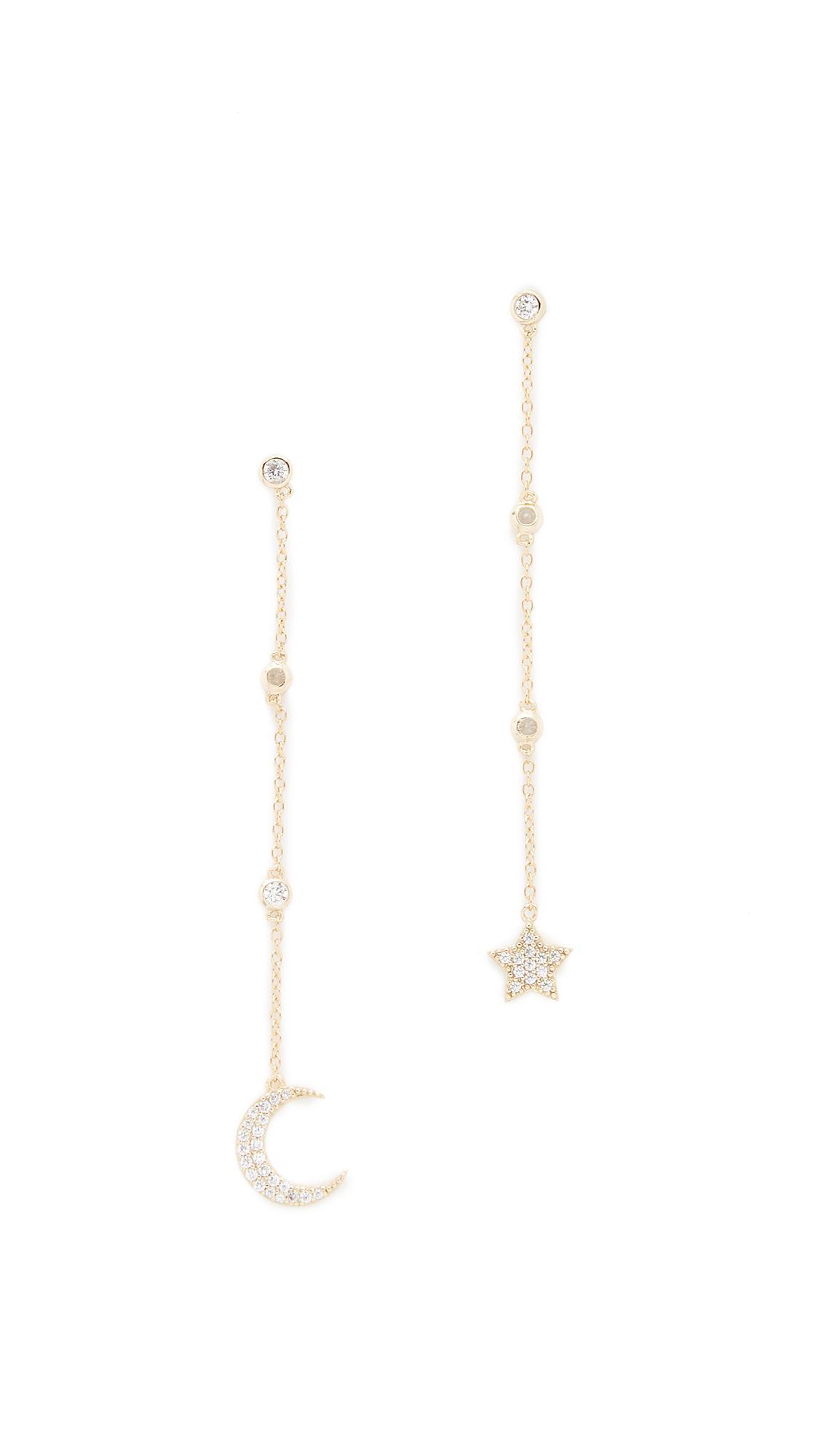 Shashi Rainbow Drop Earrings gW4xS5