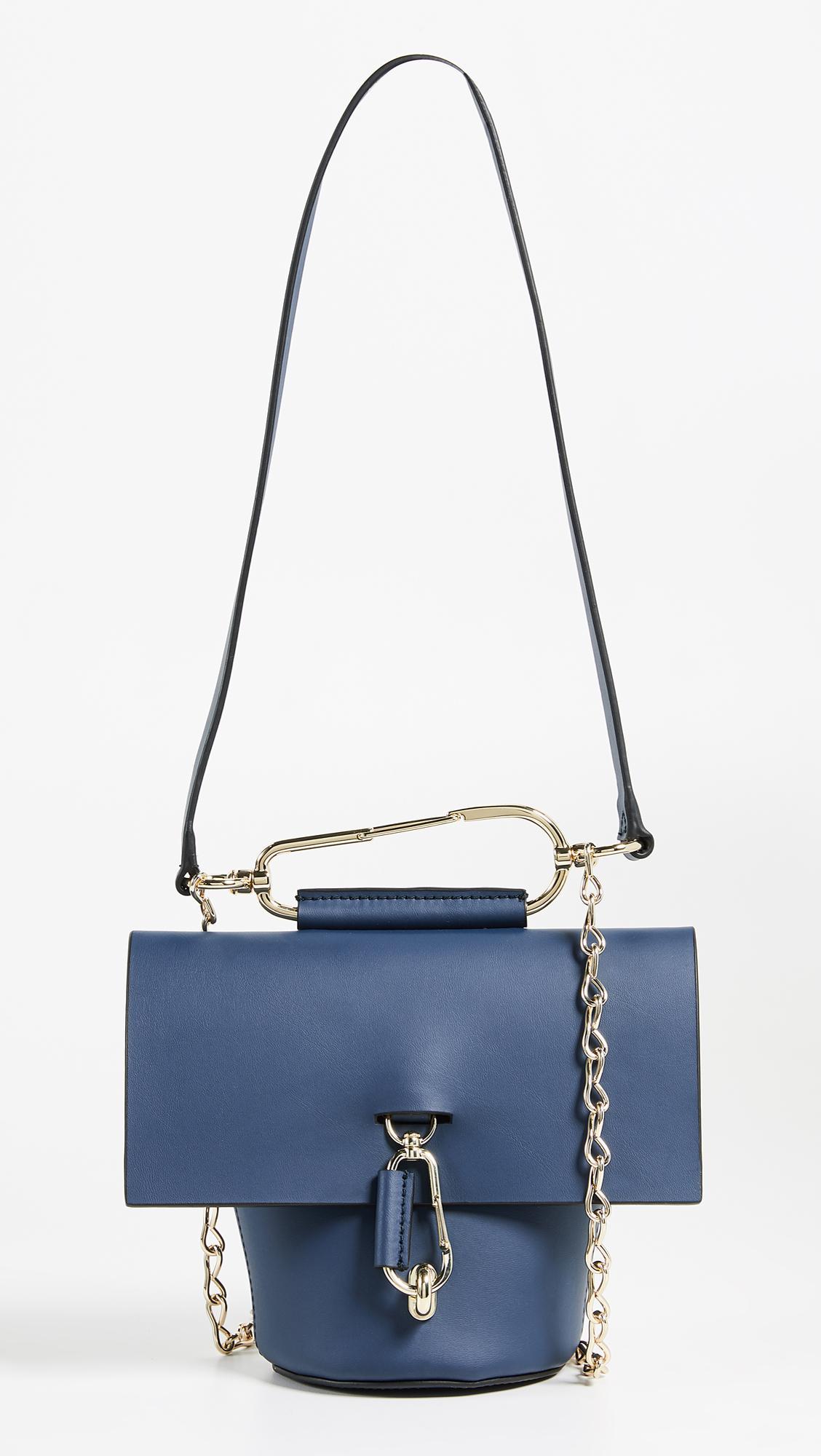 Belay mini crossbody bag - Blue Zac Posen zo1DxNnZVe