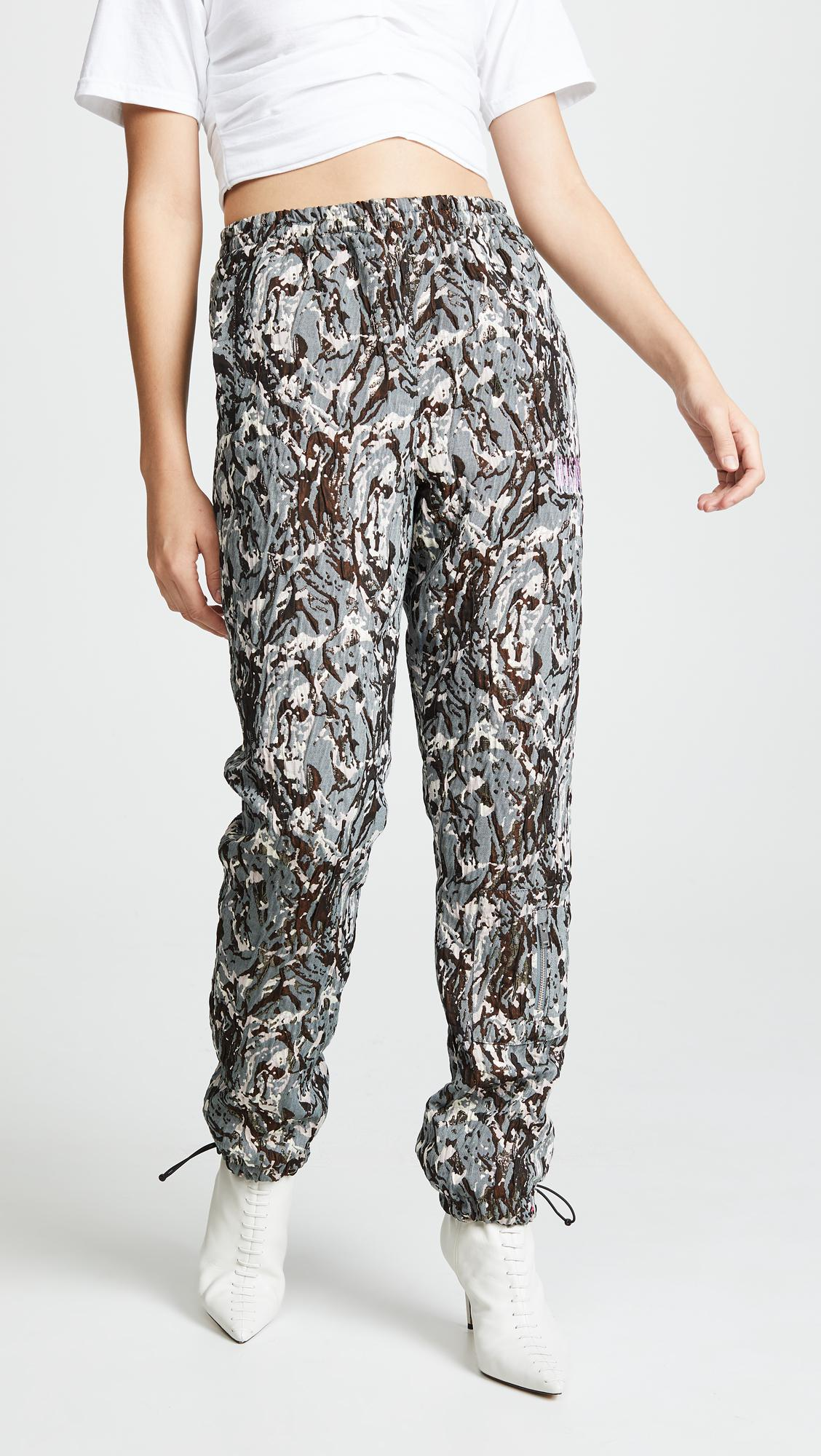 a9446e4edca4 Lyst - MISBHV Camouflage Track Pants