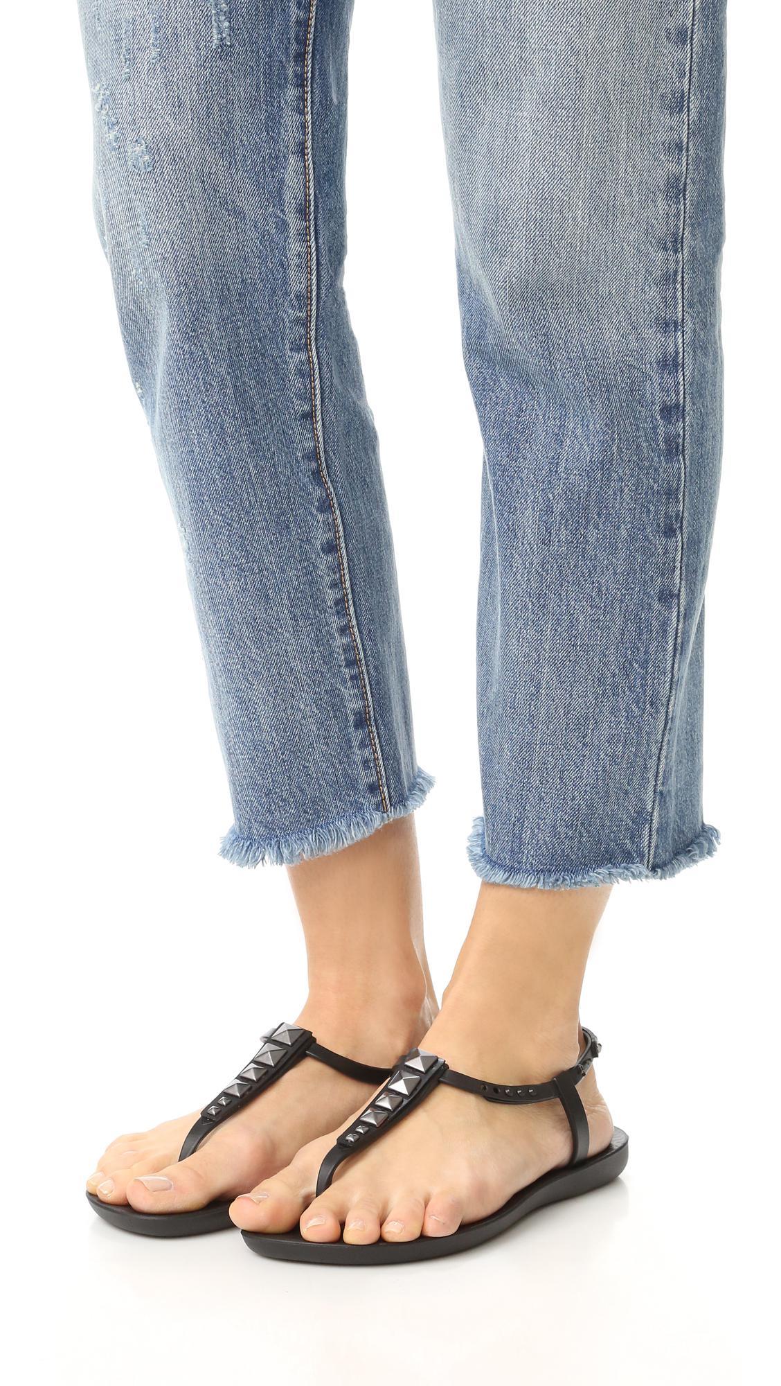 d31d48073bd2 Lyst - Ipanema Premium Lenny Rocker Sandals in Black